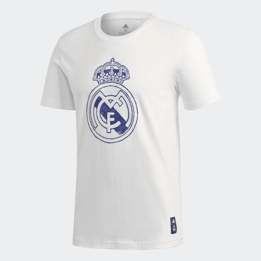 Real Madrid DNA Tee