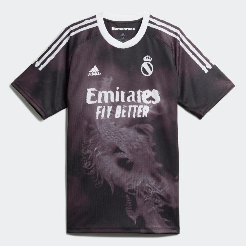REAL MADRID HUMAN RACE JERSEY Men's
