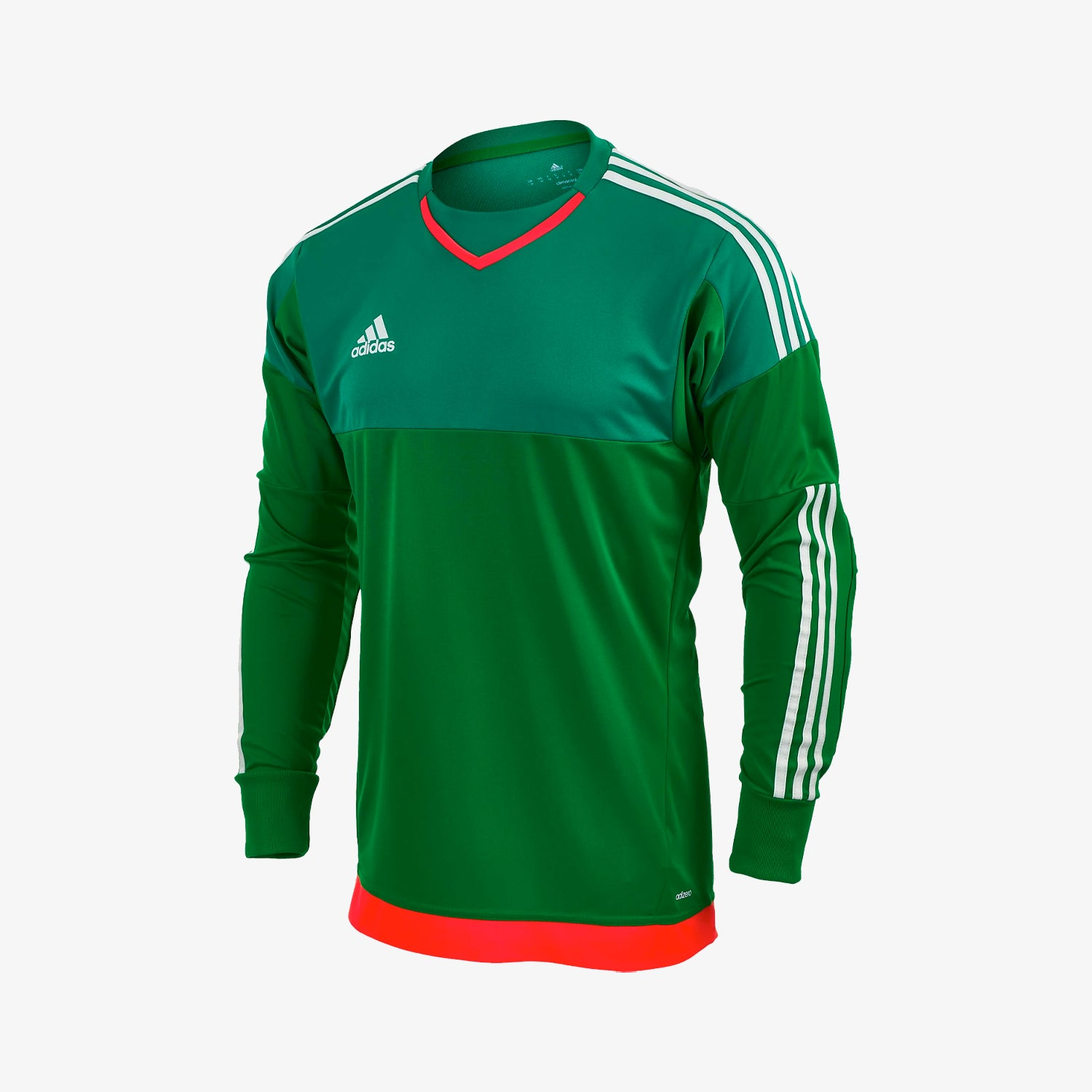 Top 15 Goalkeeper Soccer Jersey Green Men's