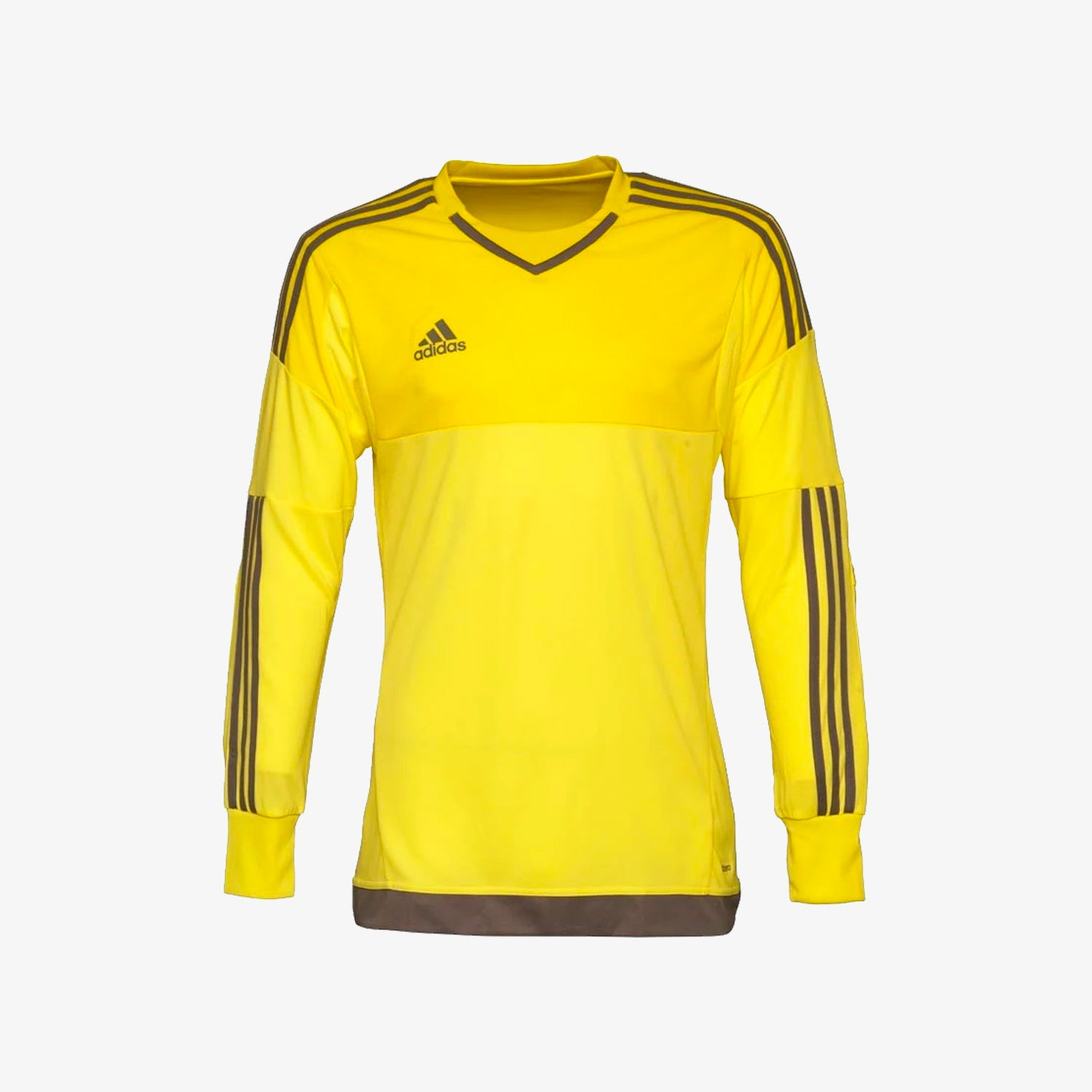 Top 15 Goalkeeper Soccer Jersey Yellow Men's