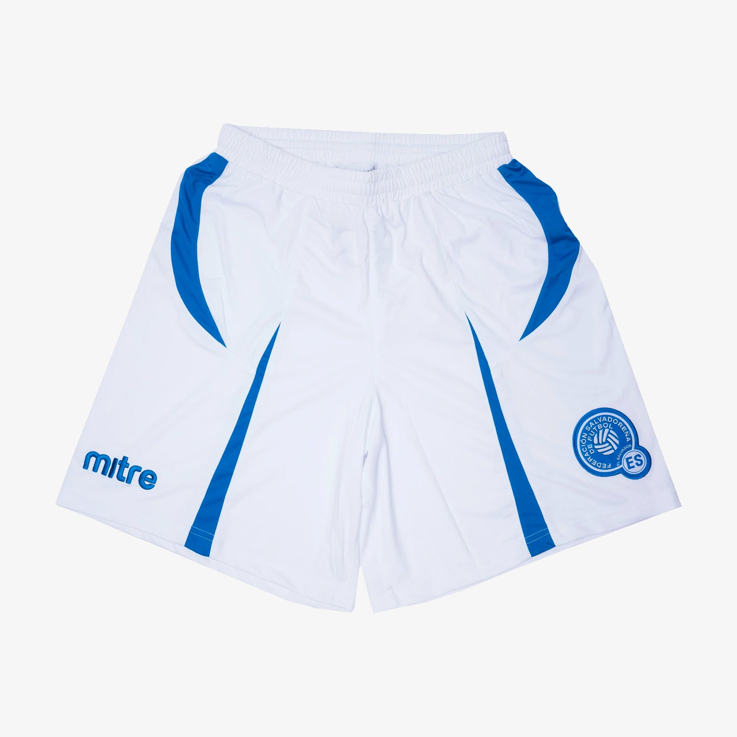 Men's El Salvador Game Short White