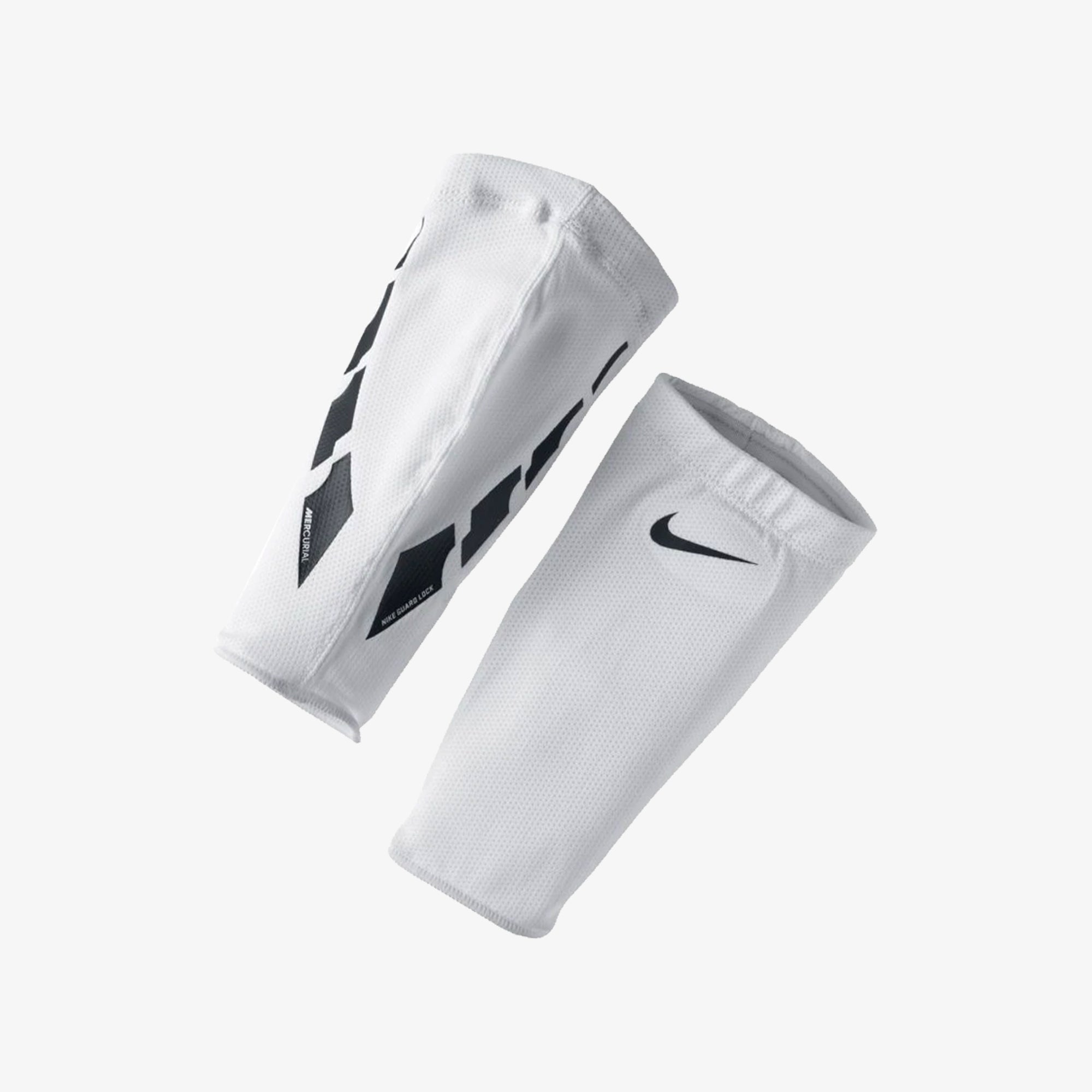 Guard Lock Soccer Shinguard Sleeve Elite - White