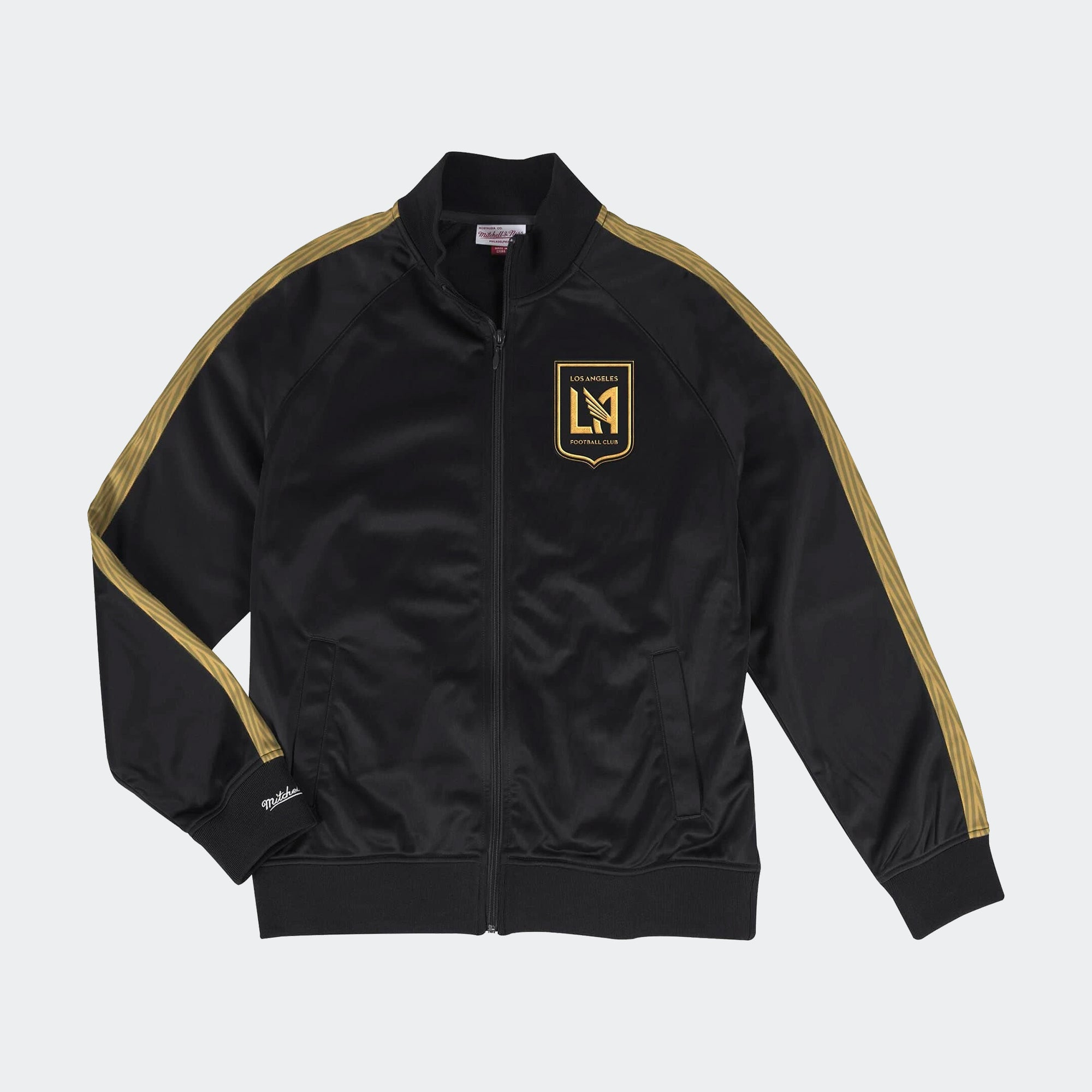 LAFC Track Jacket - Black/Gold