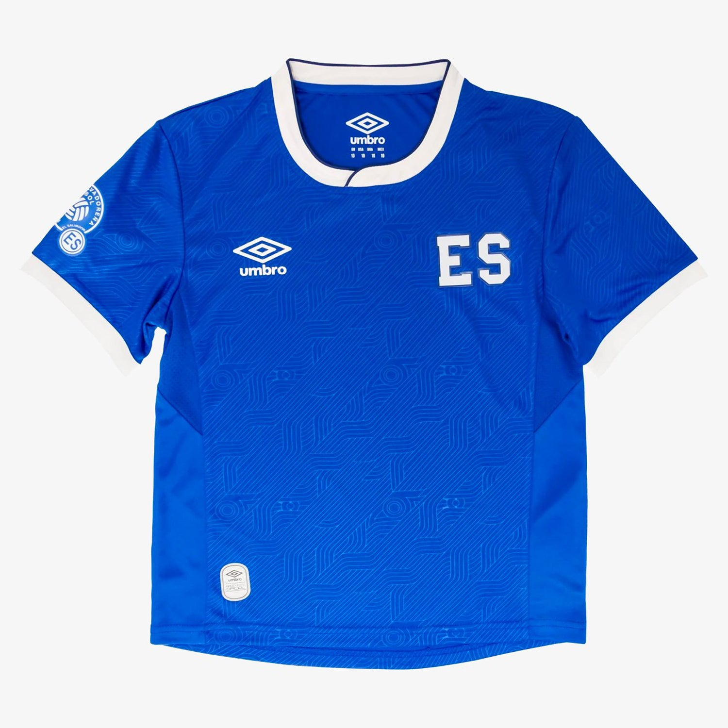 Youth El Salvador Home Jersey 2017