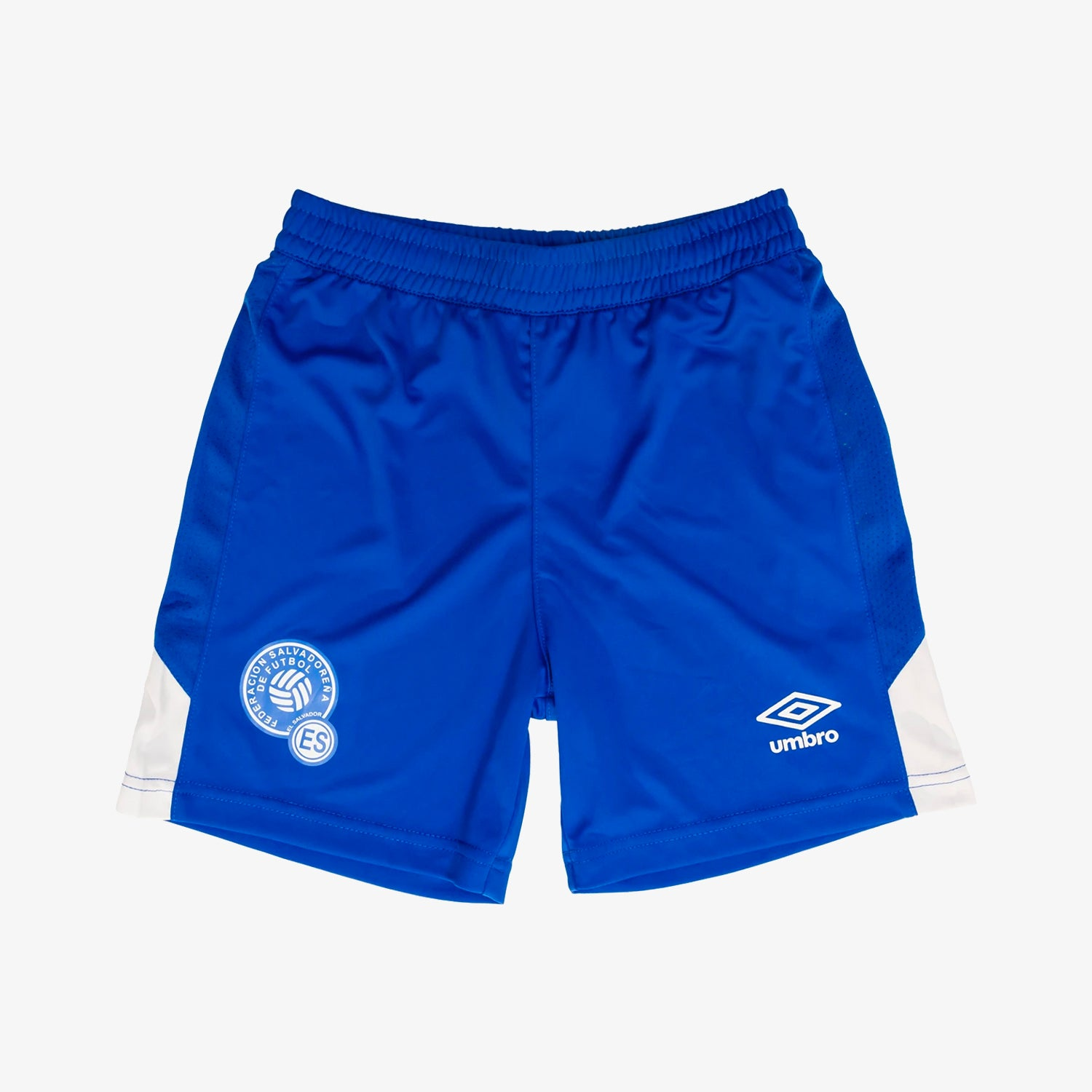 El Salvador Game Short Blue Men's