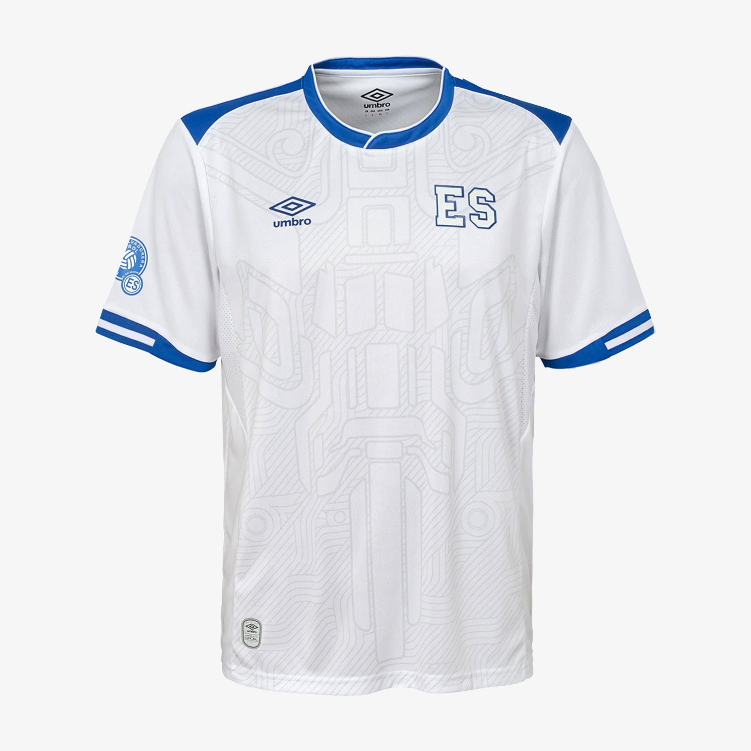 El Salvador Away Jersey Men's