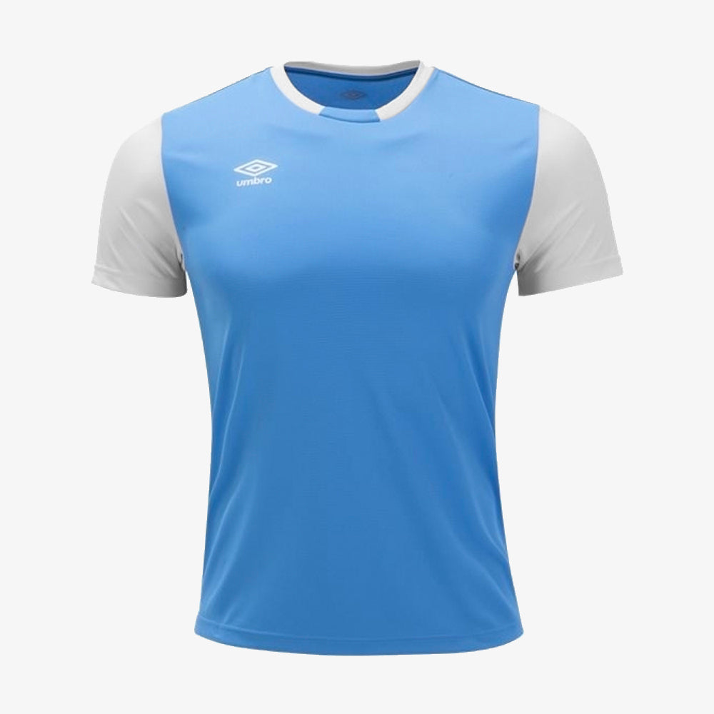 Men's Block Jersey - Light Blue