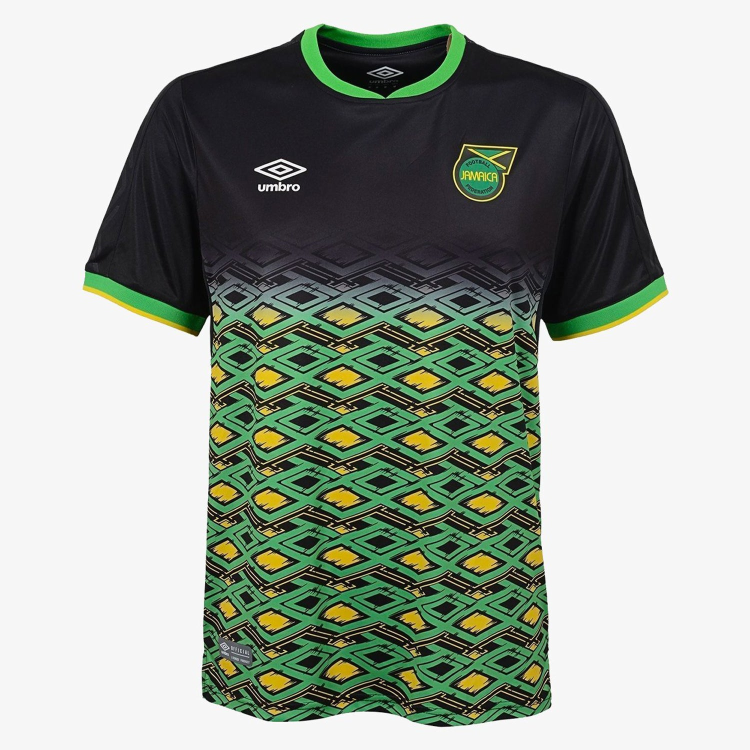 Mens Jamaica Away Soccer Jersey 2019