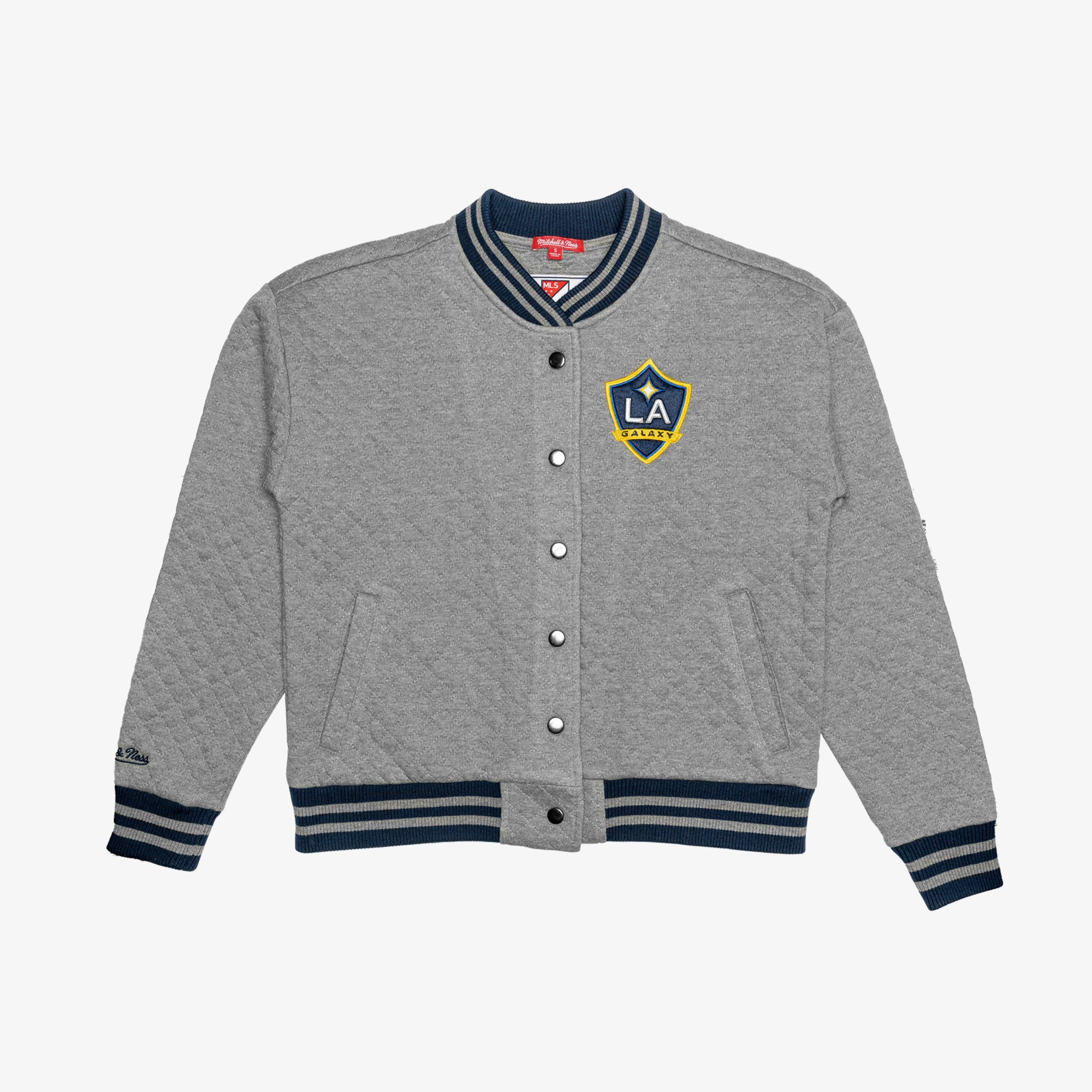 LA Galaxy Quilted Jacket - Women's
