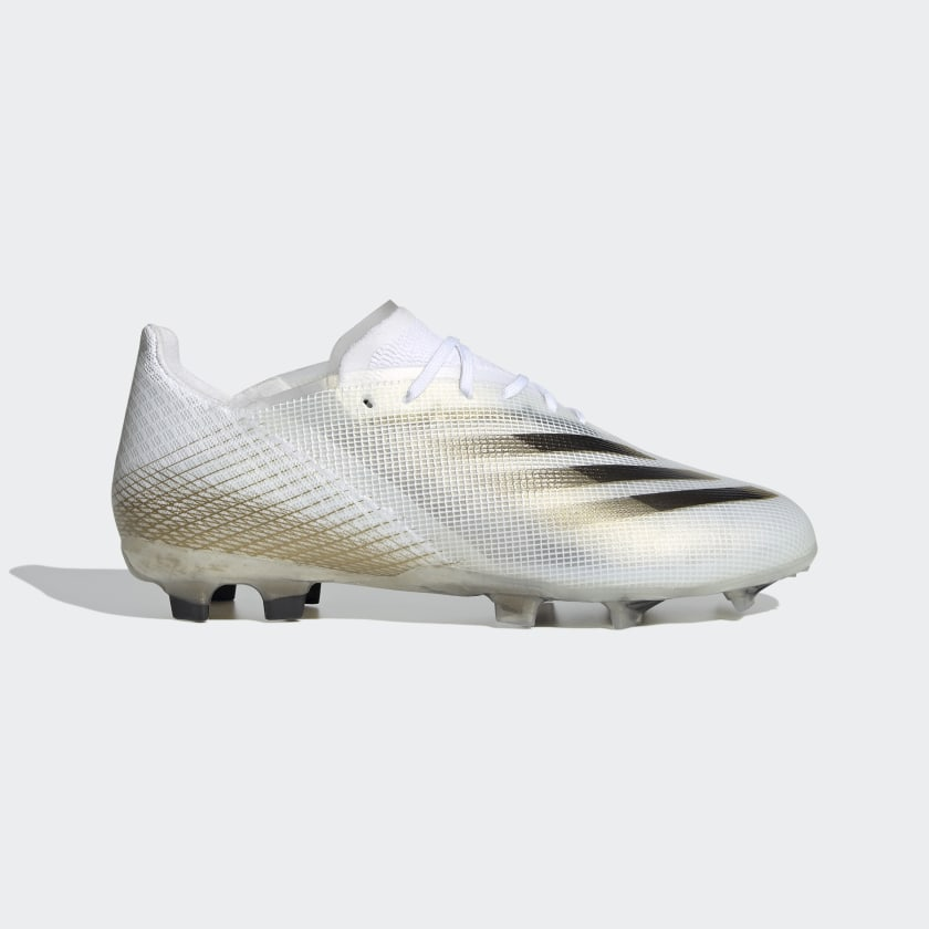 X Ghosted.1 FirmGround Soccer Shoes Youth