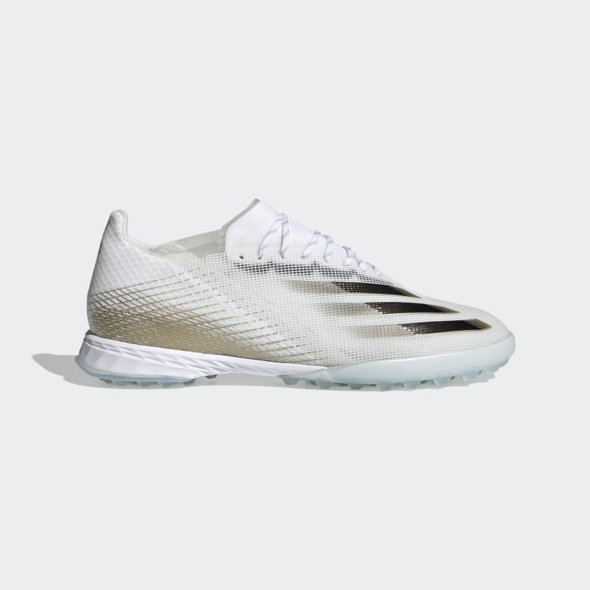 X GHOSTED.1 TURF SOCCER SHOES