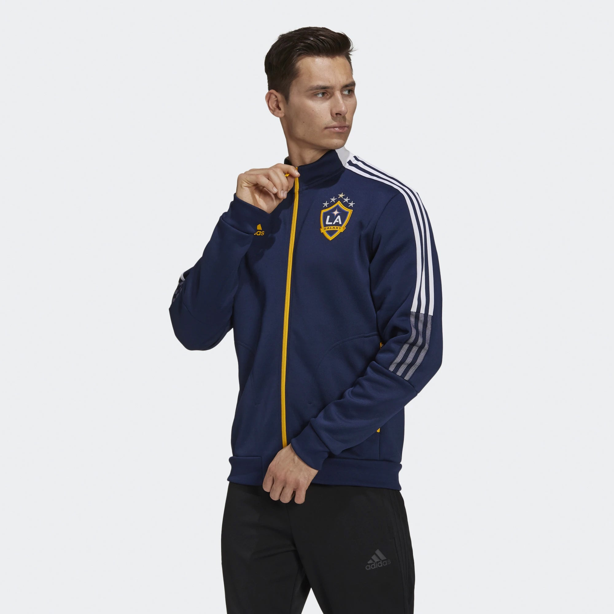 LA Galaxy Anthem Jacket 21/22 Men's
