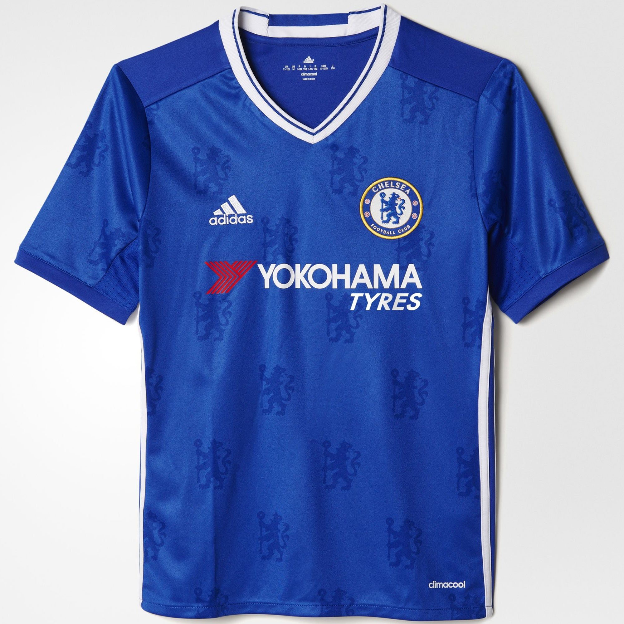 Kid's Chelsea FC Home Soccer Jersey 2016/17