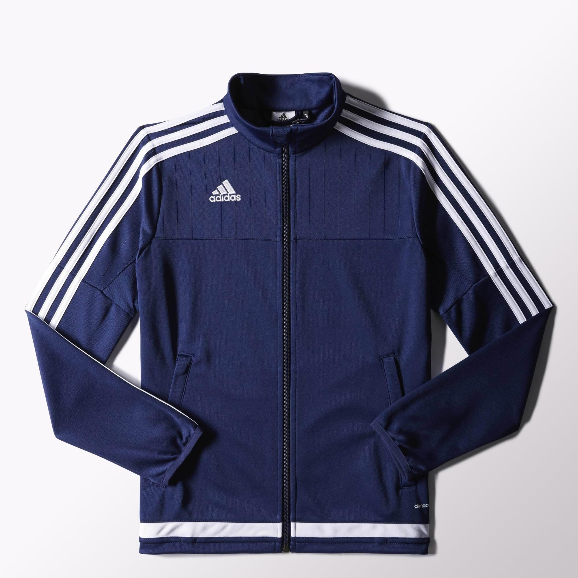 Kid's Tiro 15 Training Soccer Jacket