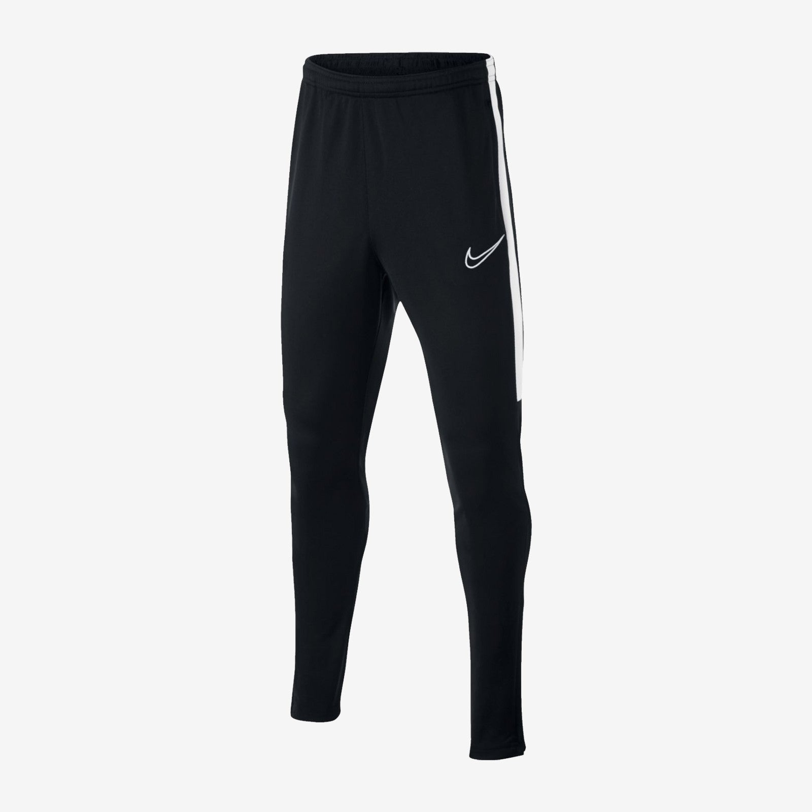 Kid's Dri-FIT Academy Soccer Pants - Black/White