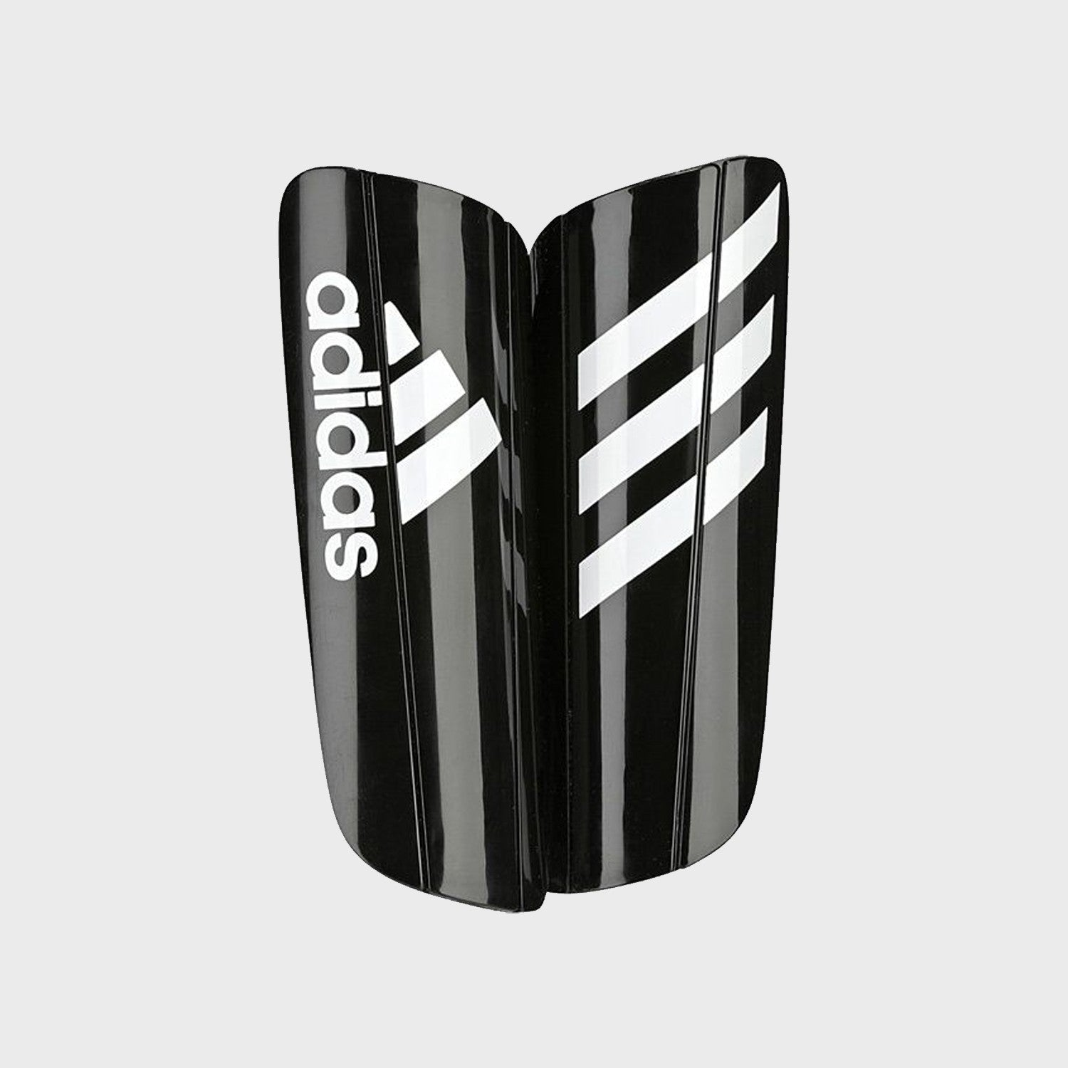 Adult's Ghost Lesto Shin Guard - Black/White