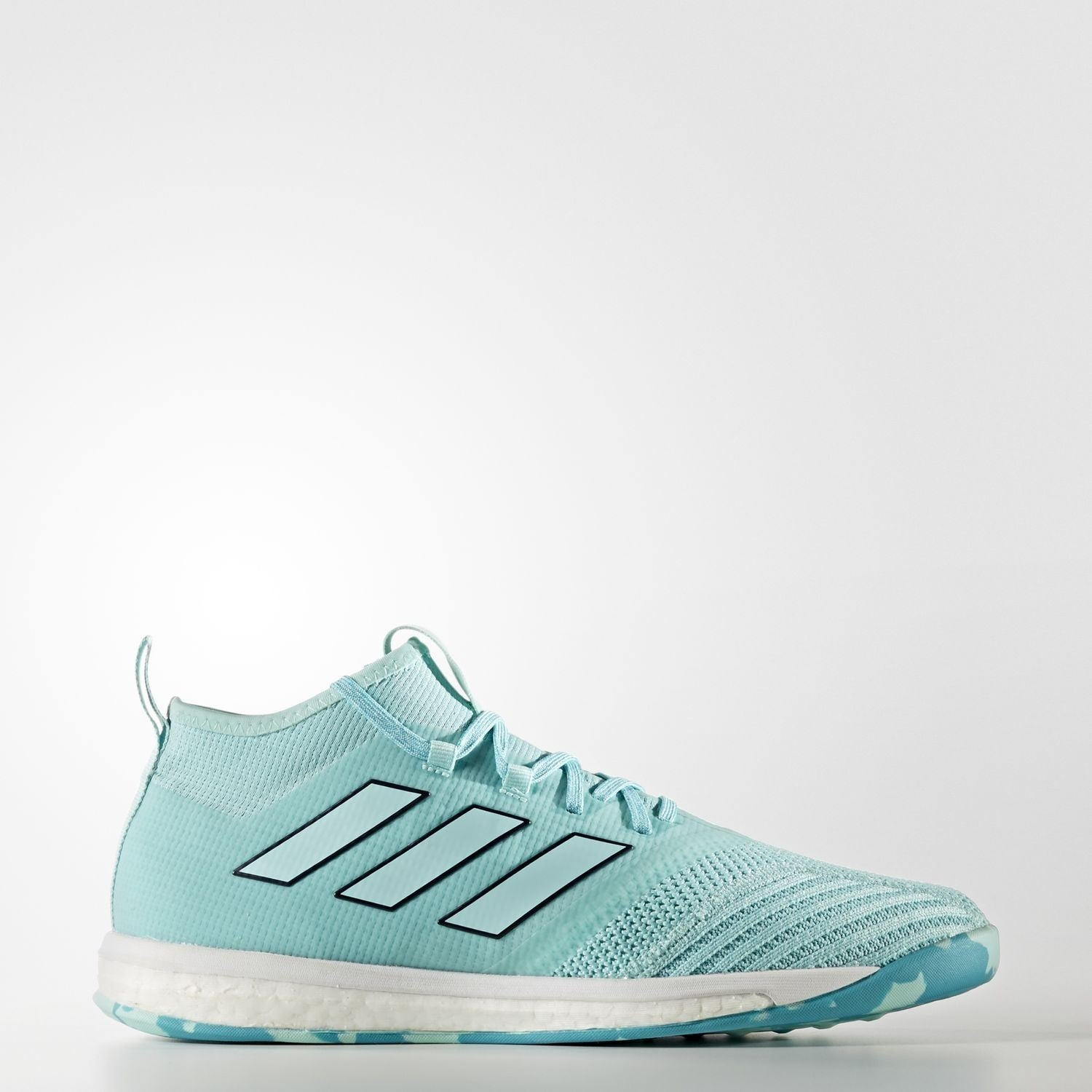 Men's ACE Tango 17.1 Trainers - Energy Aqua Indoor