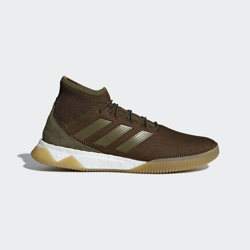 Predator Tango 18.1 Indoor Men's Shoes - Trace Olive