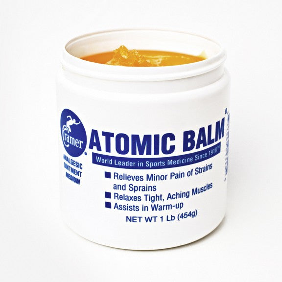 Atomic Balm Analgesic Ointment 1 Lb Jar