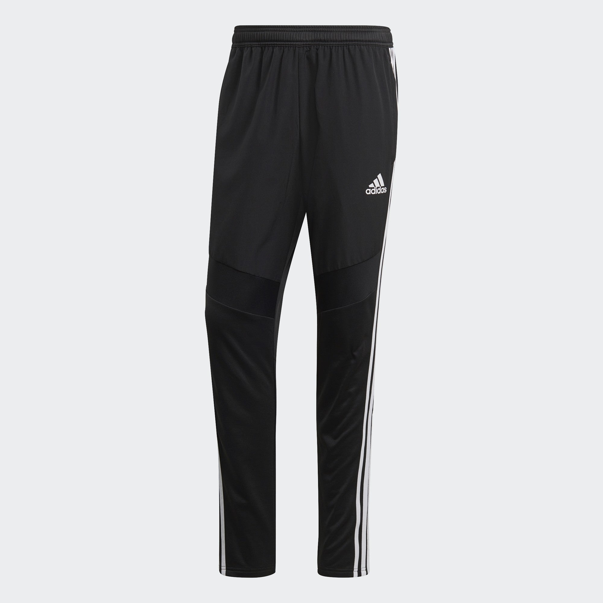 Tiro 19 Training Warm Pants - Black/White - Men's