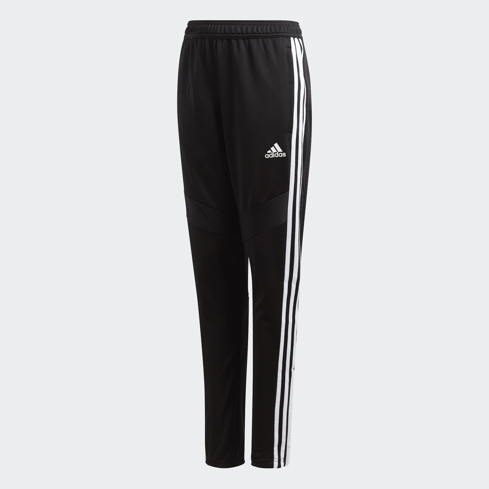 Youth Tiro19 Training Pants - Black/White