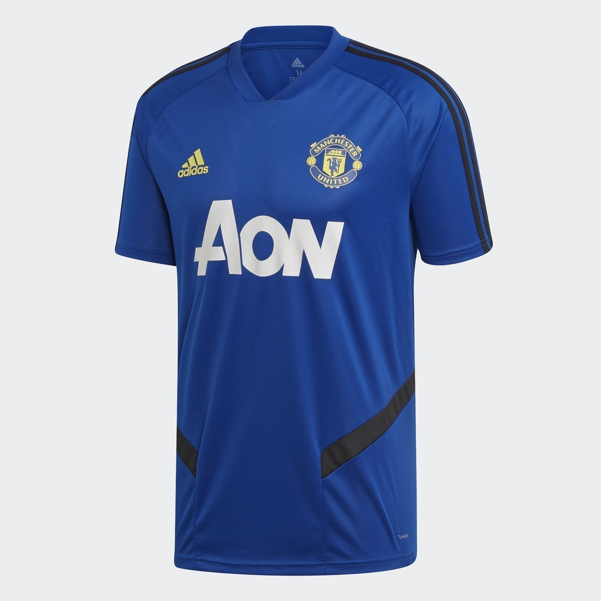 Men's Manchester United Training Jersey - Collegiate Royal/Black