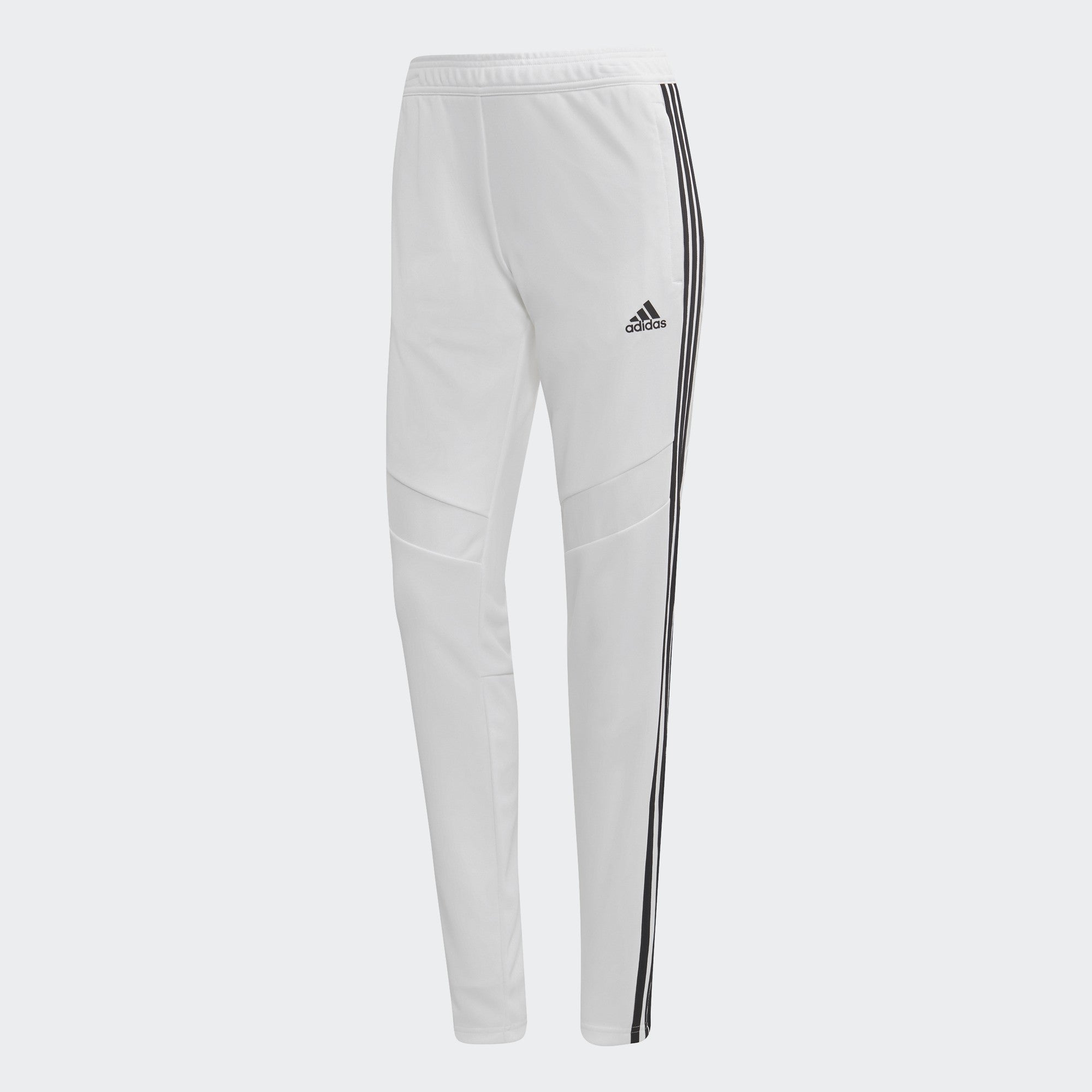 Women's Tiro 19 Training Pants - White/Black