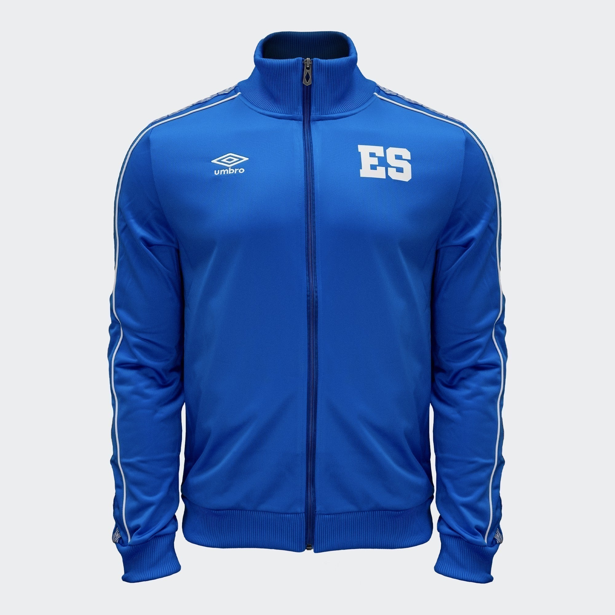 Men's Classic El Salvador Track Jacket - Royal