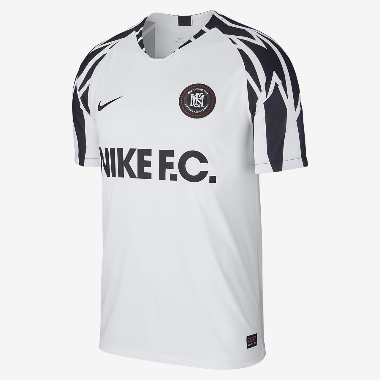 Men's Nike F.C. Home Football Shirt - White