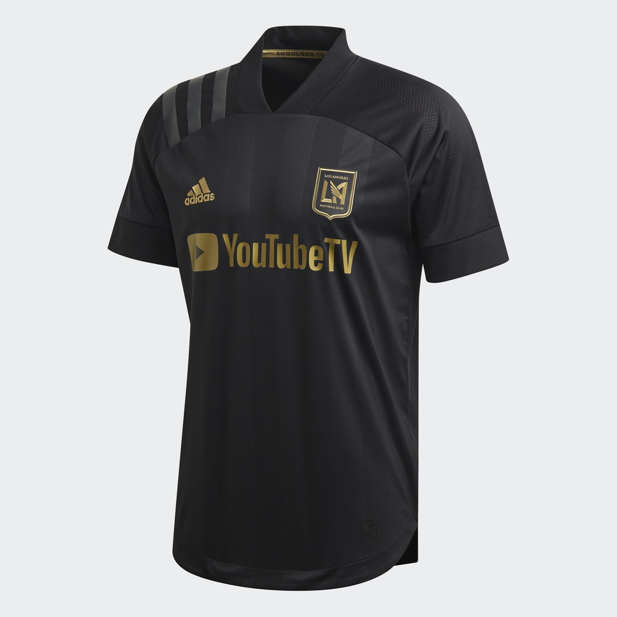 Men's LAFC Home Authentic Jersey 20/21