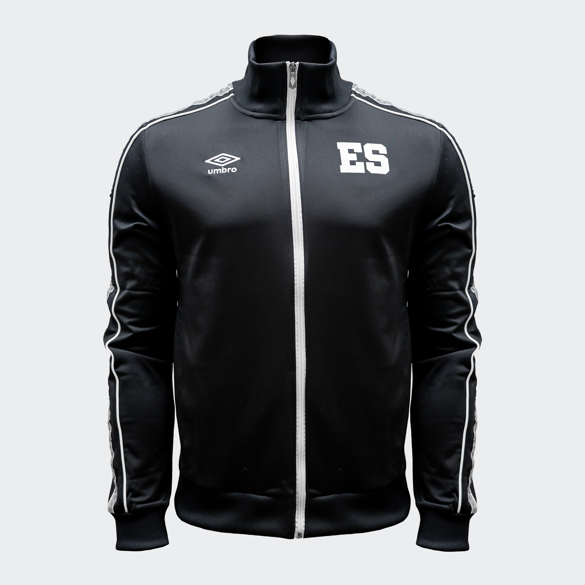 Men's Classic El Salvador Jacket - Black/White
