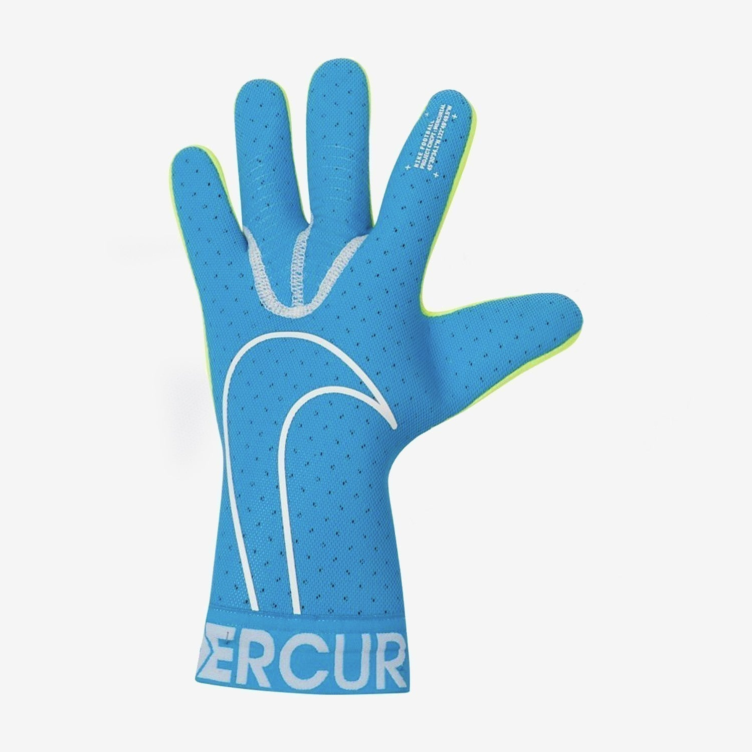 Mercurial Touch Elite FA19 Goalkeeper Gloves - Blue Hero/White