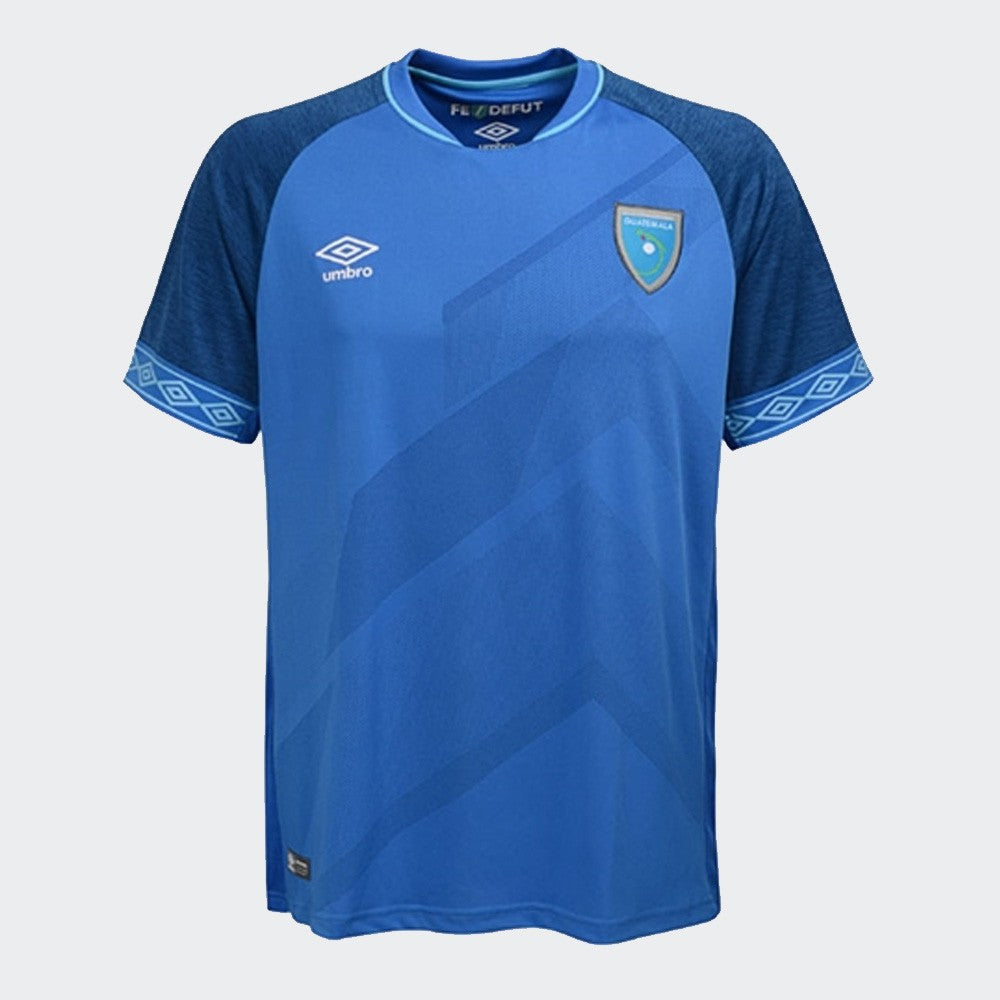 Men's Guatemala 19 Away Jersey - Blue