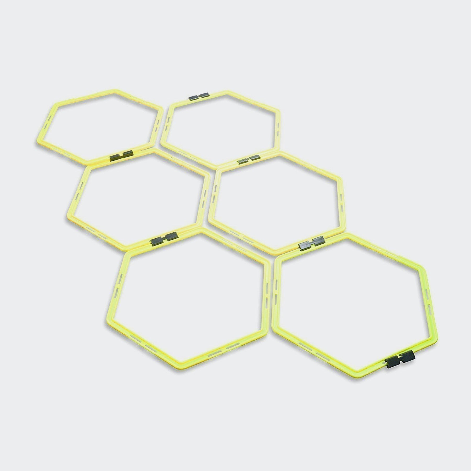 Hexagonal Agility Rings