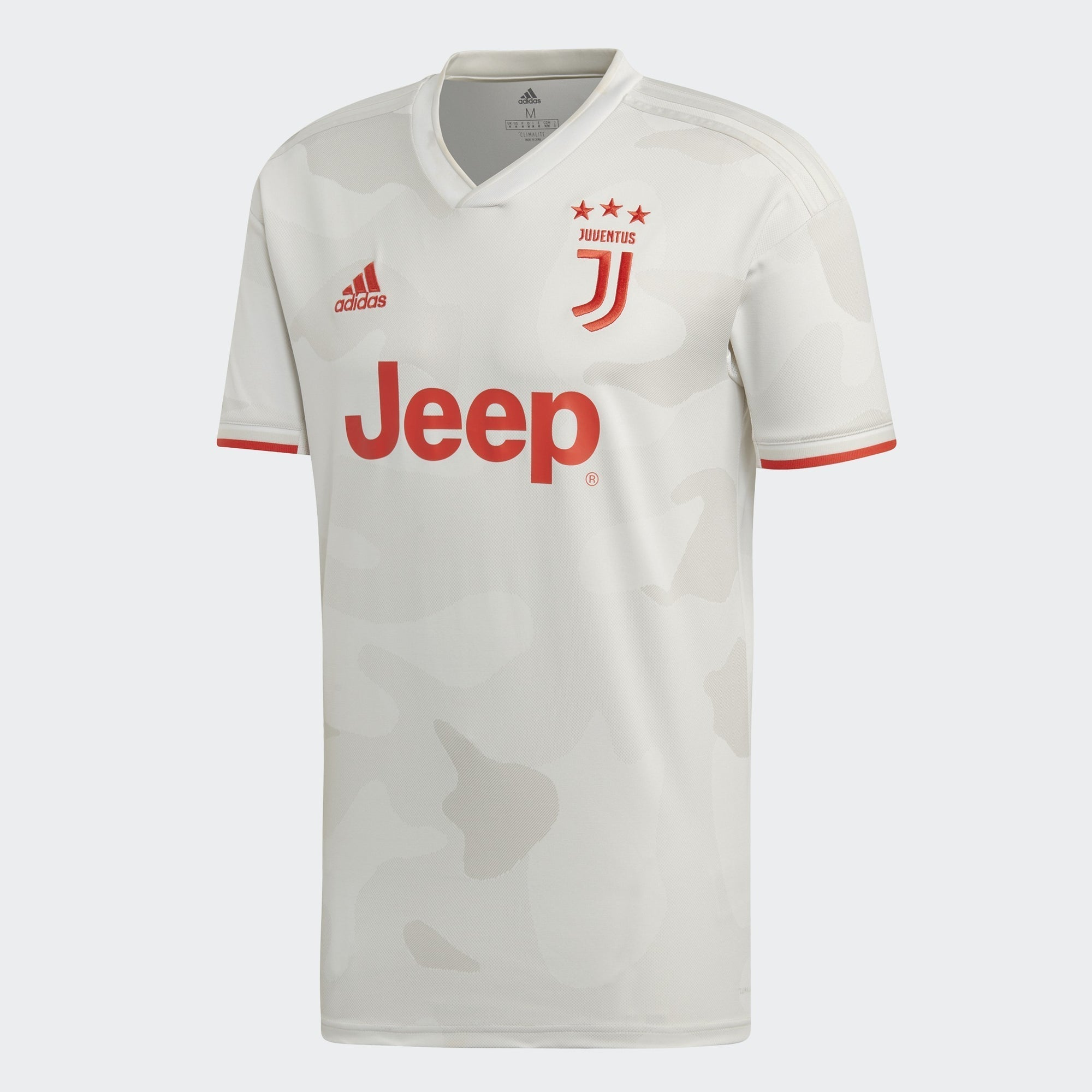 Men's Juventus Away Jersey 19/20