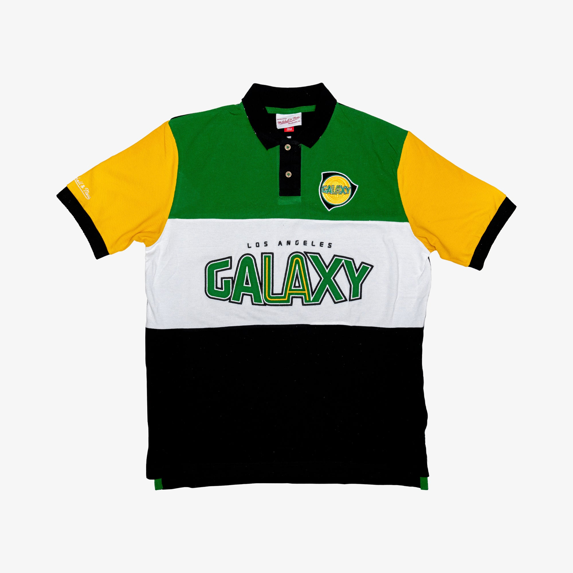 LA Galaxy 25th Anniversary Vintage Polo Adult