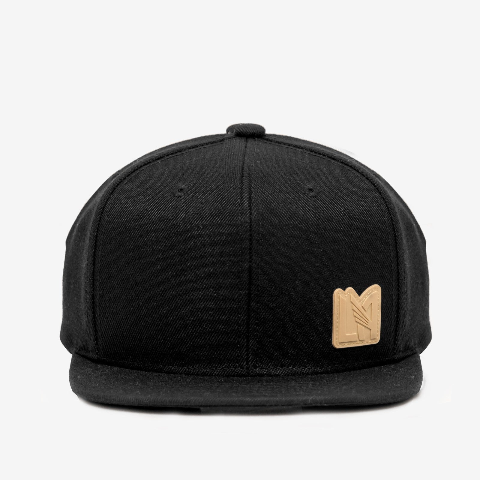 LAFC Little Logo Snapback - Black/Gold
