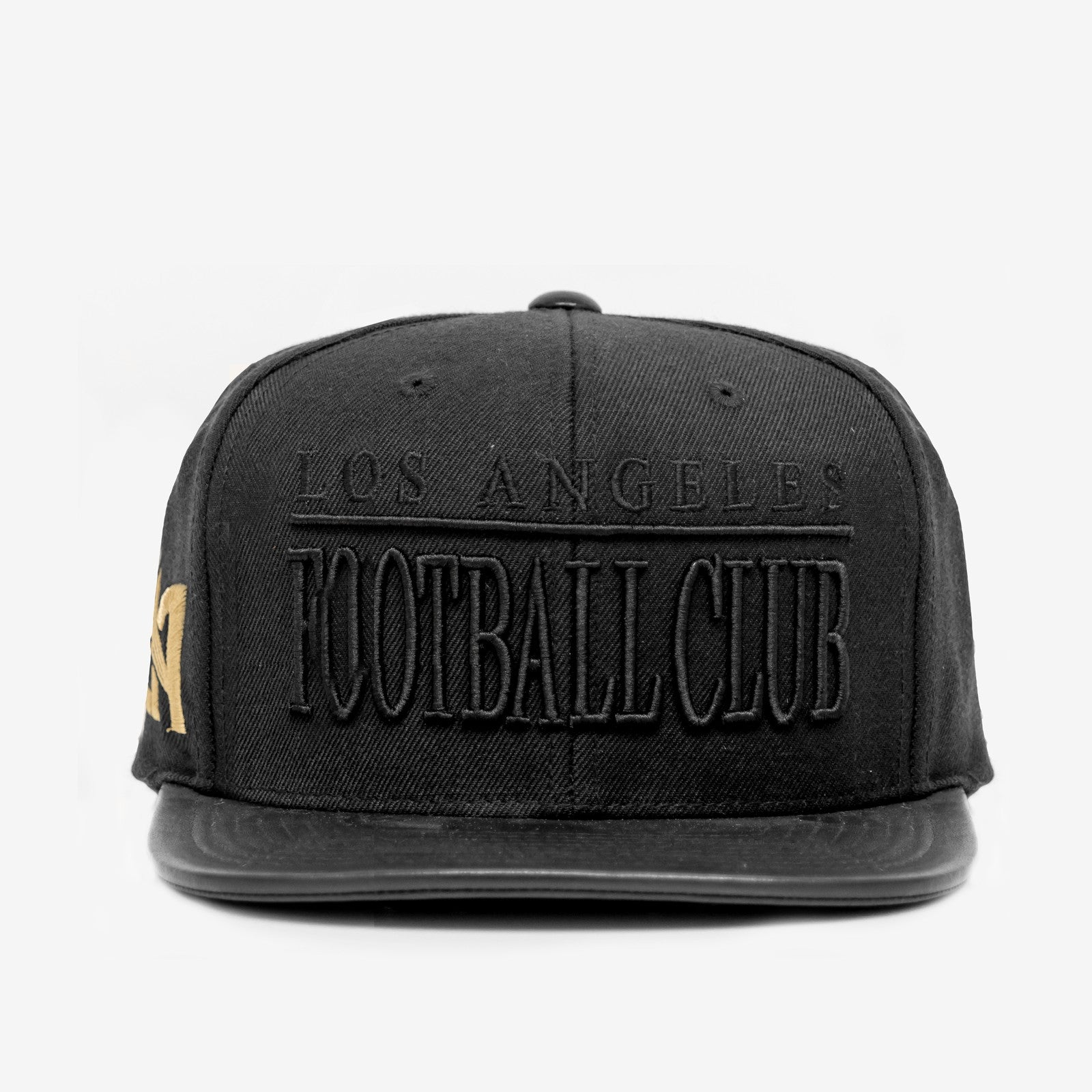 LAFC Vintage Top Shelf Snap - Black