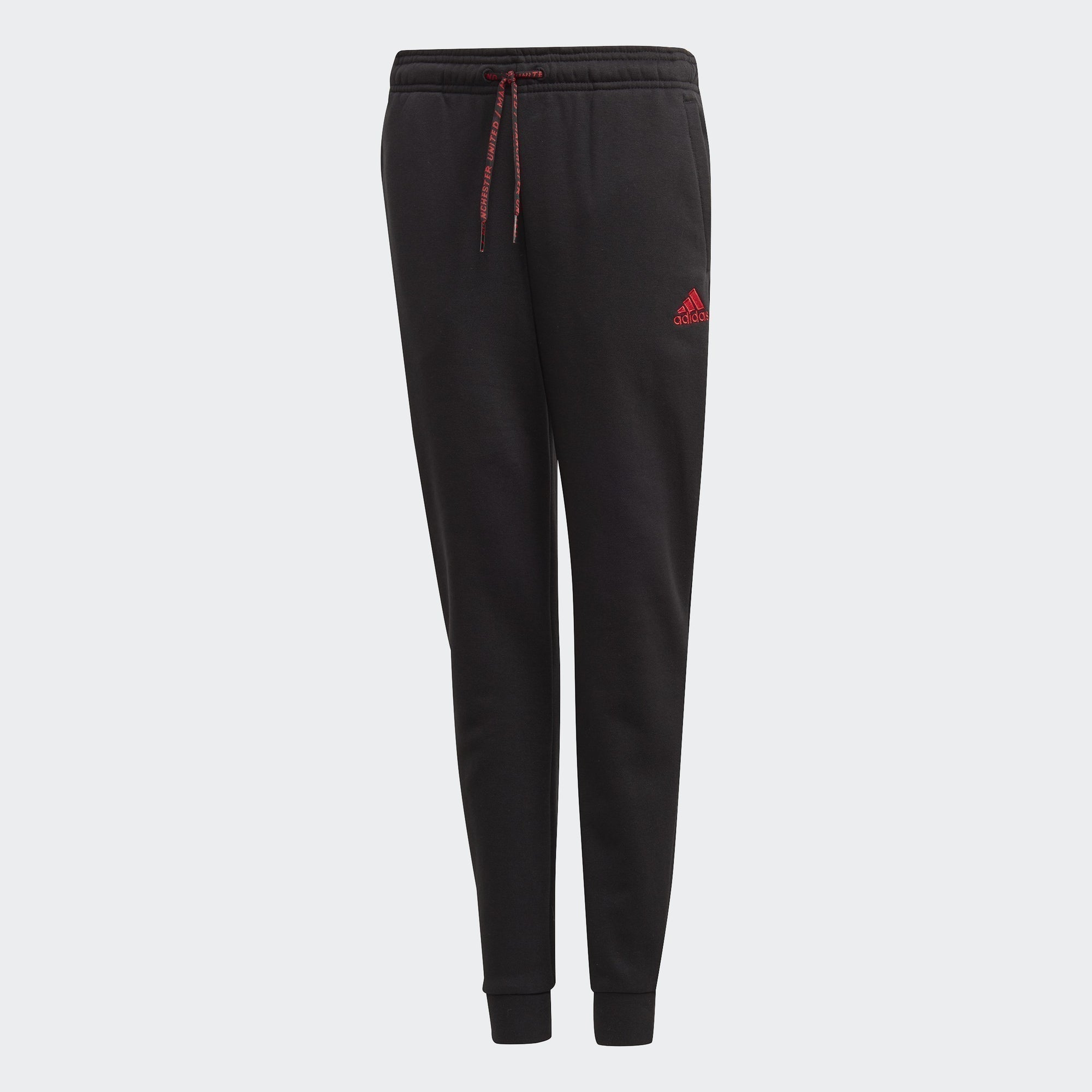 Kid's Manchester United Pants - Black