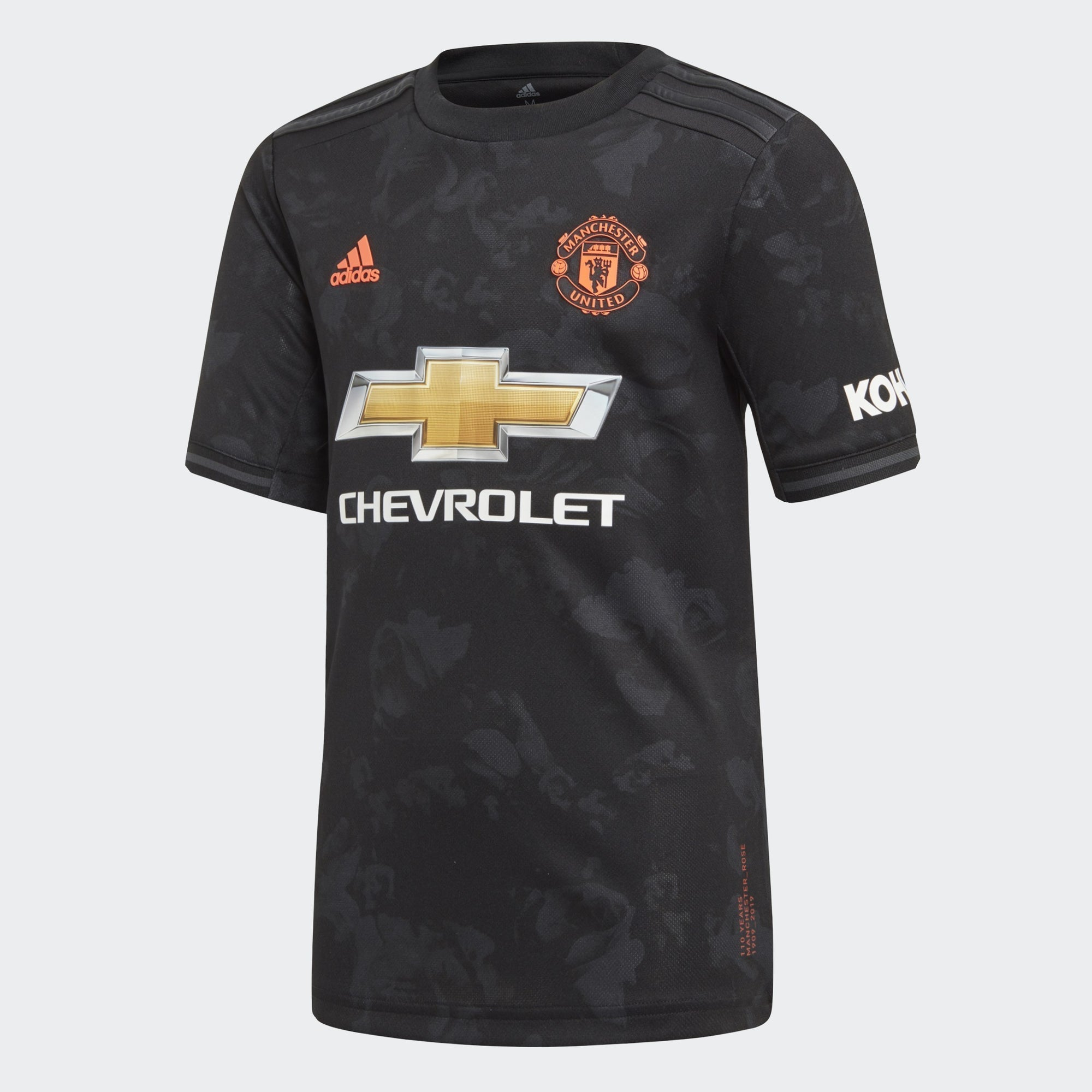 Manchester United Youth 3rd Jersey