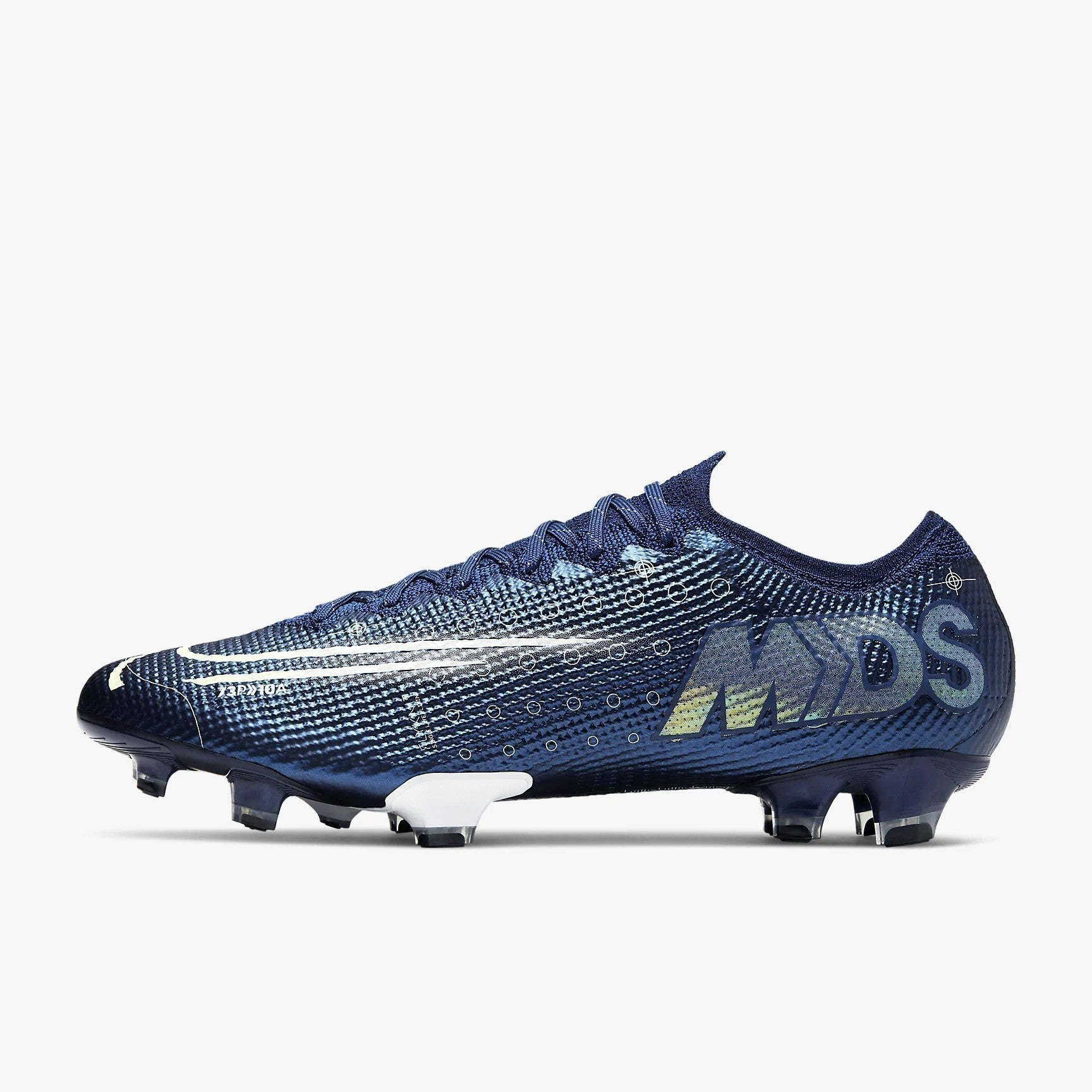 Mercurial Vapor 13 Elite MDS FG Men's Navy