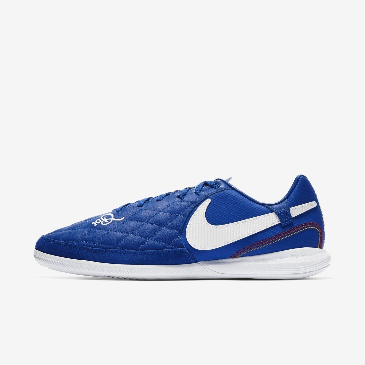 agudo Mortal saltar  Men's TiempoX Lunar Legend 7 Pro 10R IC Shoes - Game Royal/White - Niky's  Sports