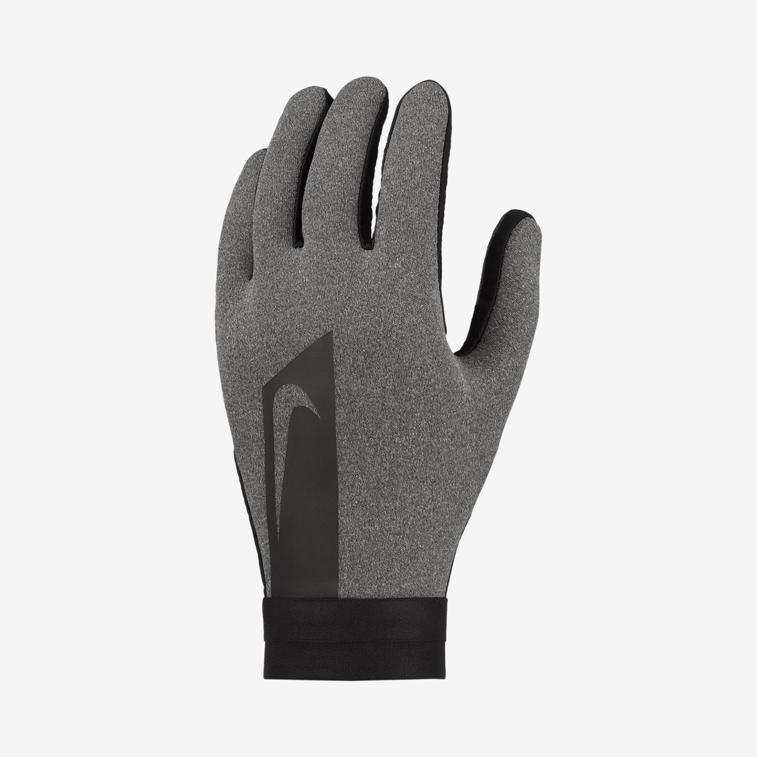 HyperWarm Academy Gloves - Charcoal Heather/Black