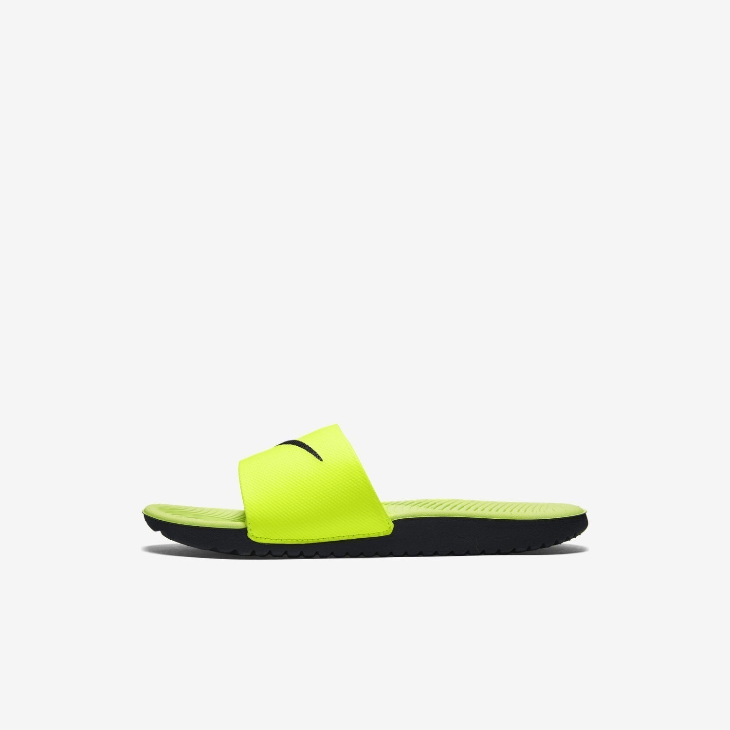 Kid's Kawa Slide Slides Volt/Black