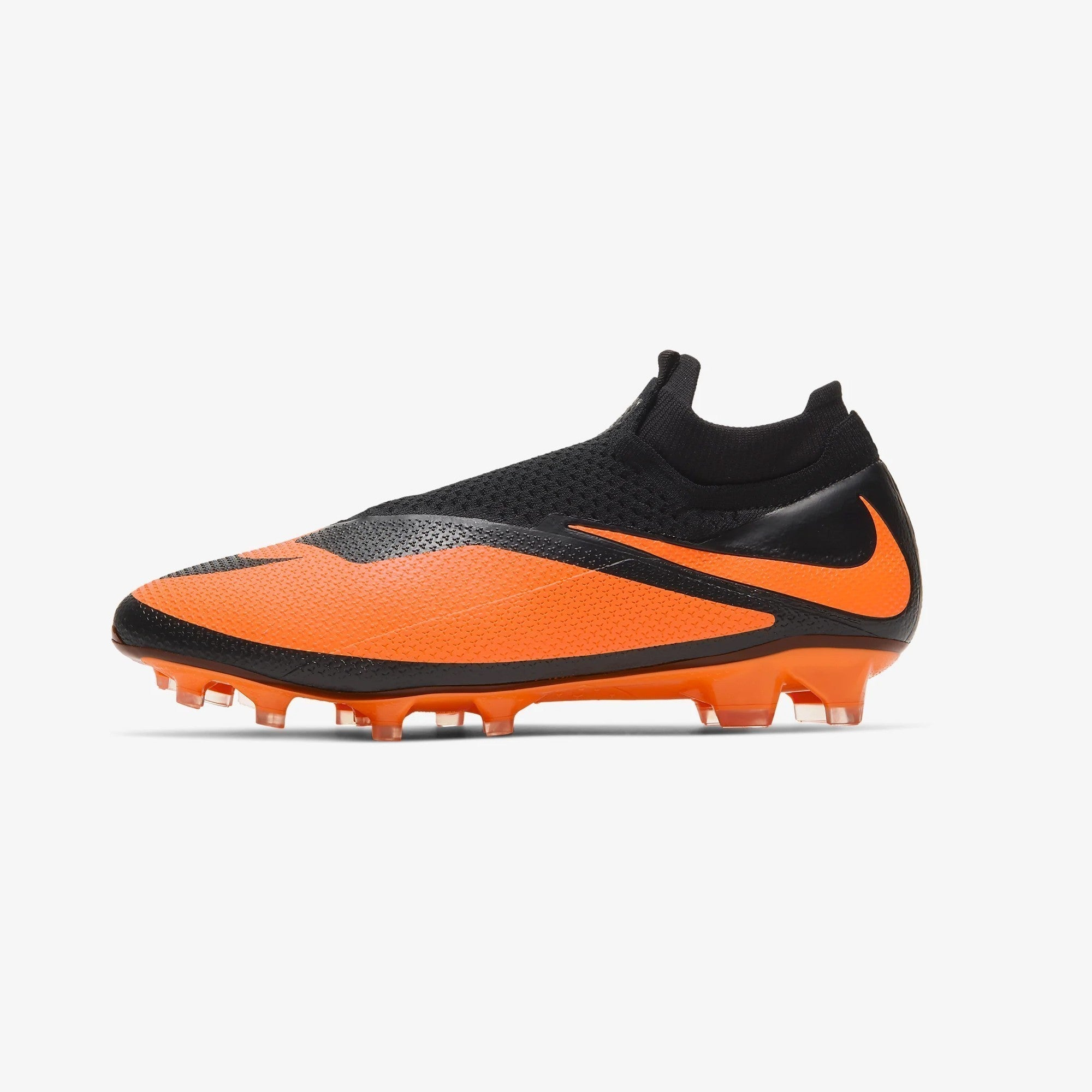 Phantom Vision 2 Elite DF FG Firm Ground Soccer Cleat Black/Citrus