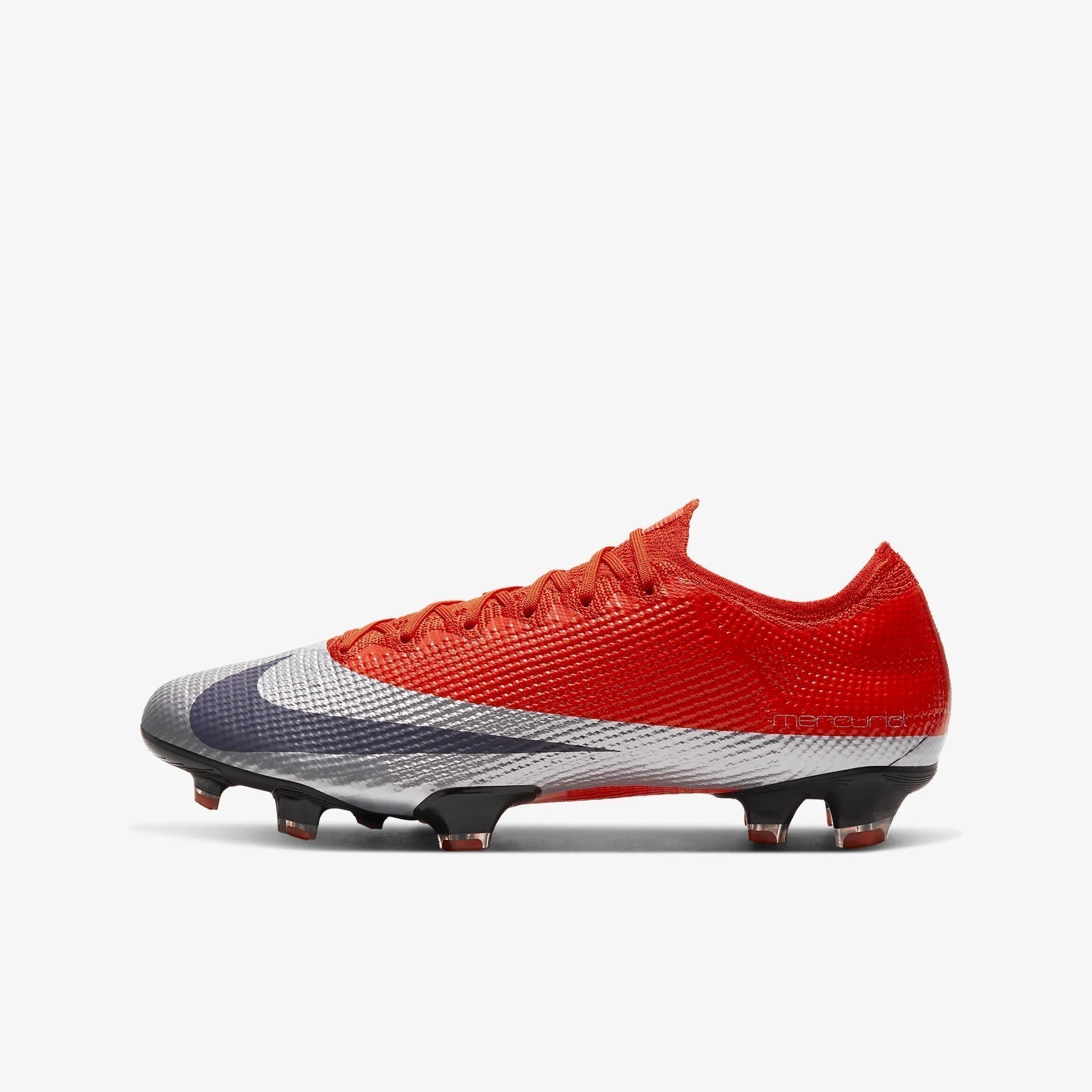 Men's Mercurial Vapor 13 Elite FG Max Orange/Metallic Silver