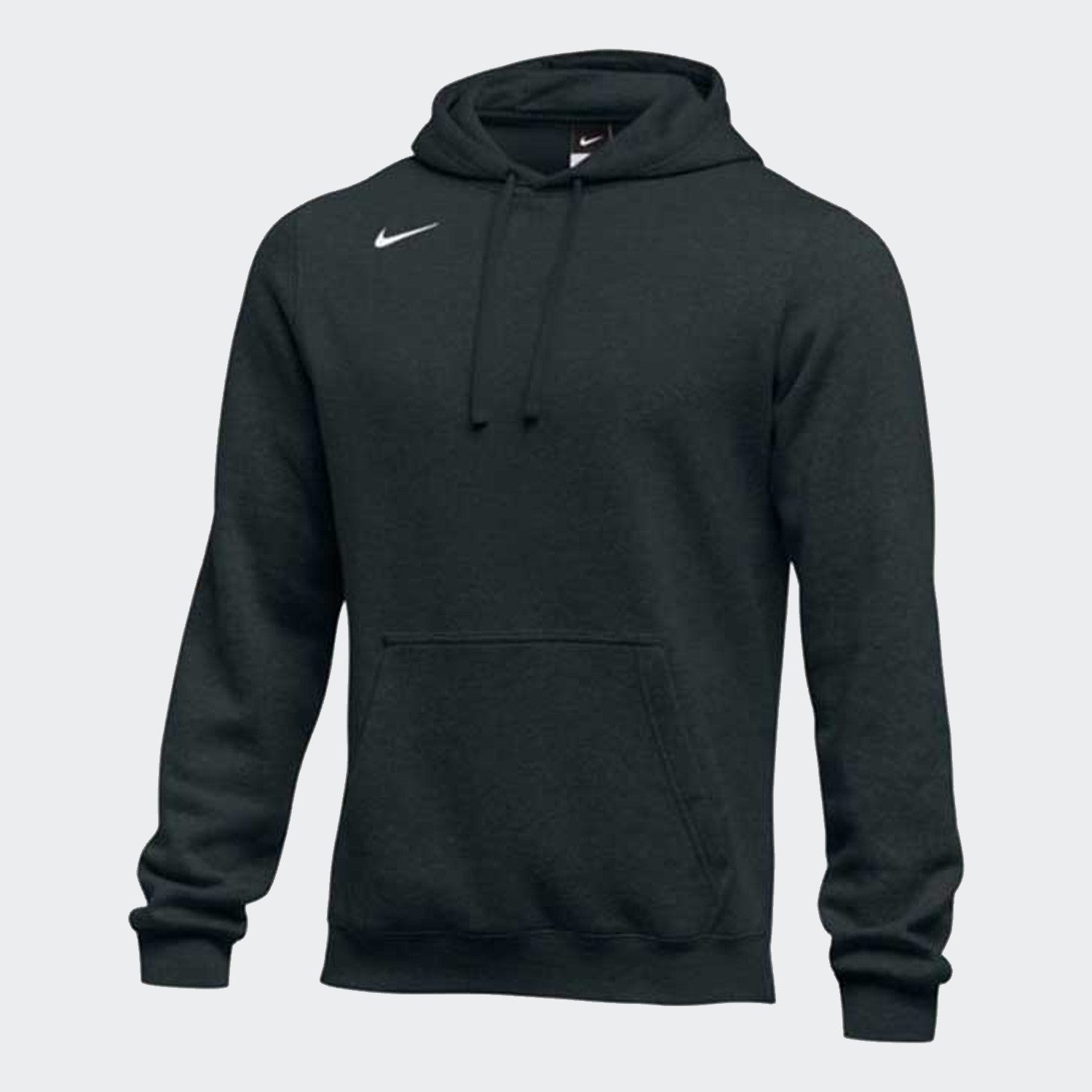 Men's Team Fleece Hoodie - Black