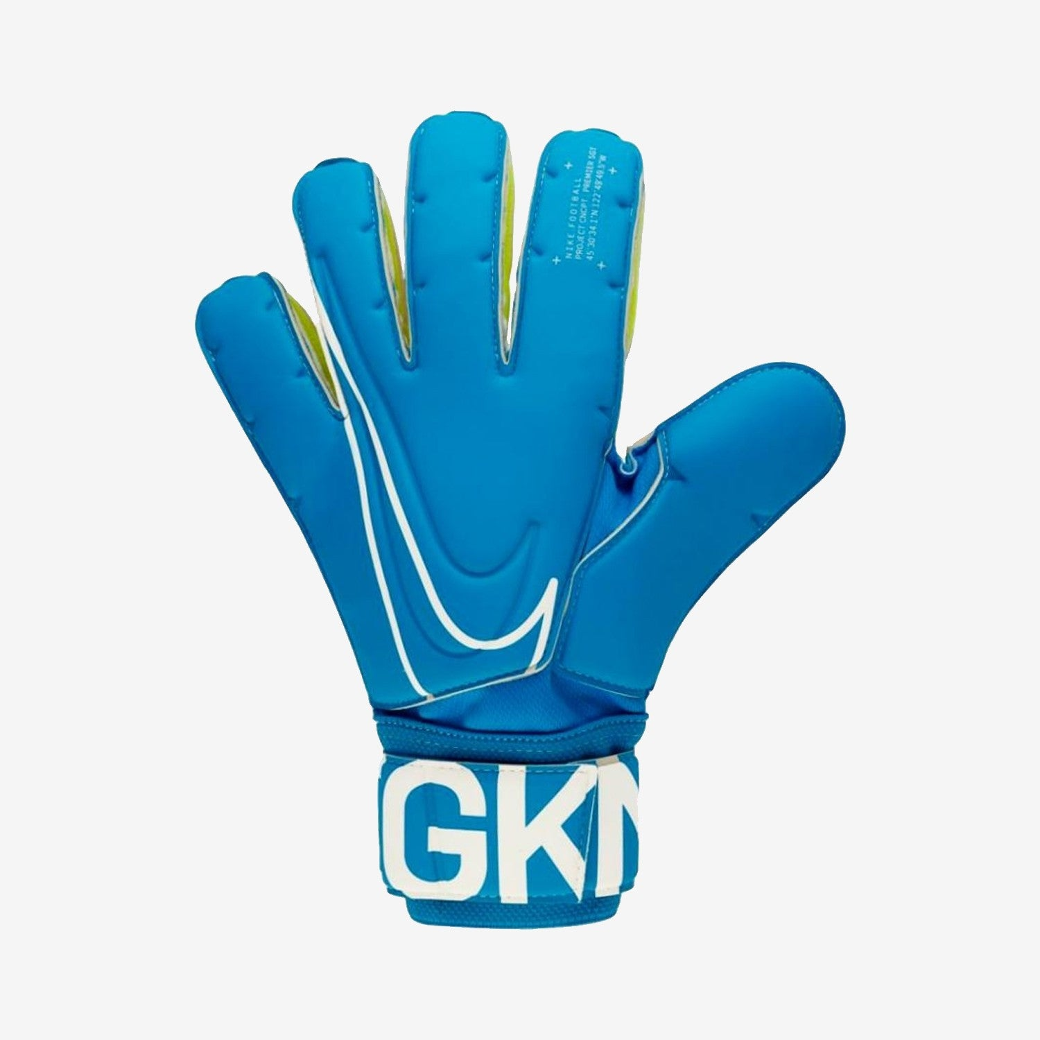 SGT Premier Goalkeeper Gloves - Blue/White