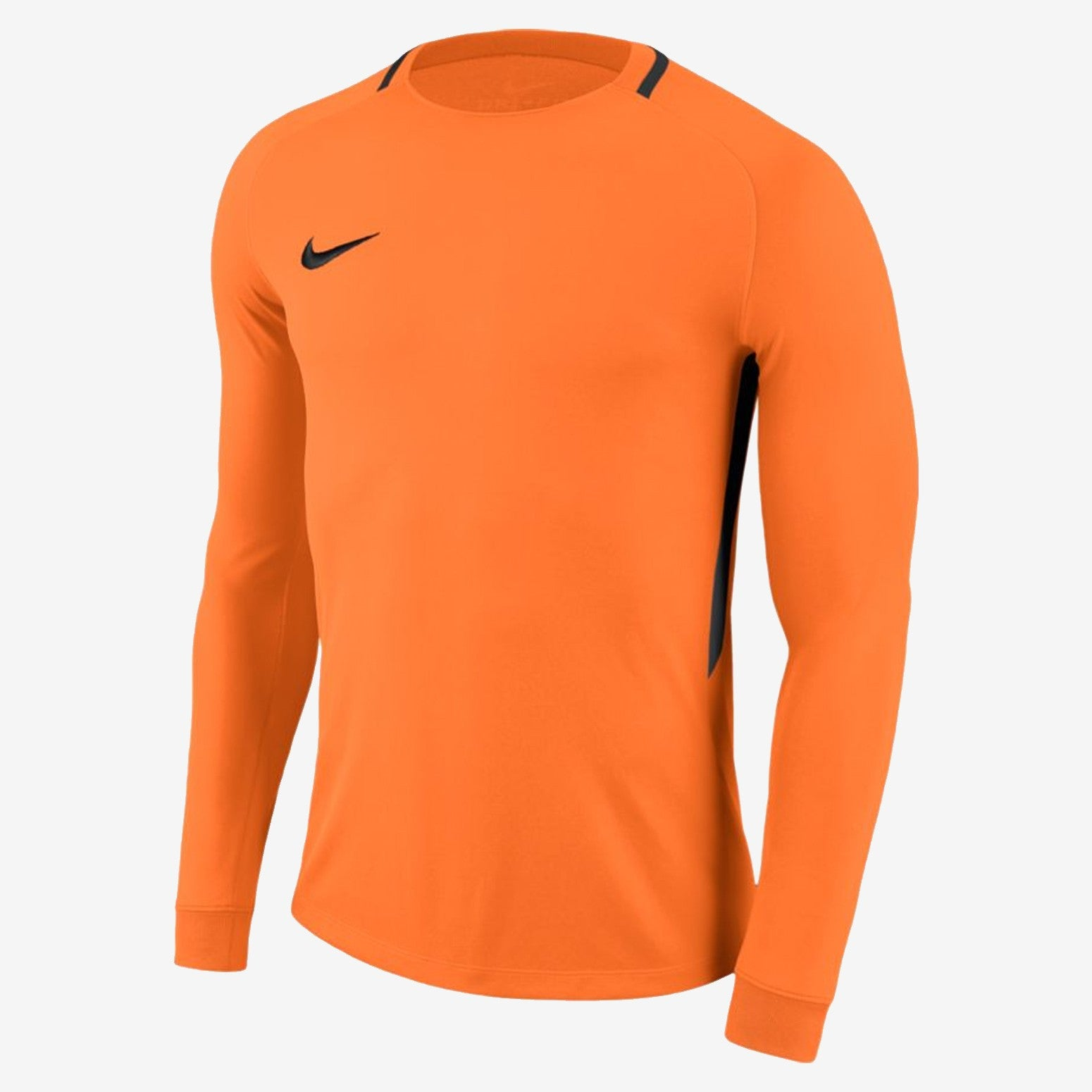 Women's Park III Goalkeeper Jersey - Total Orange/Black