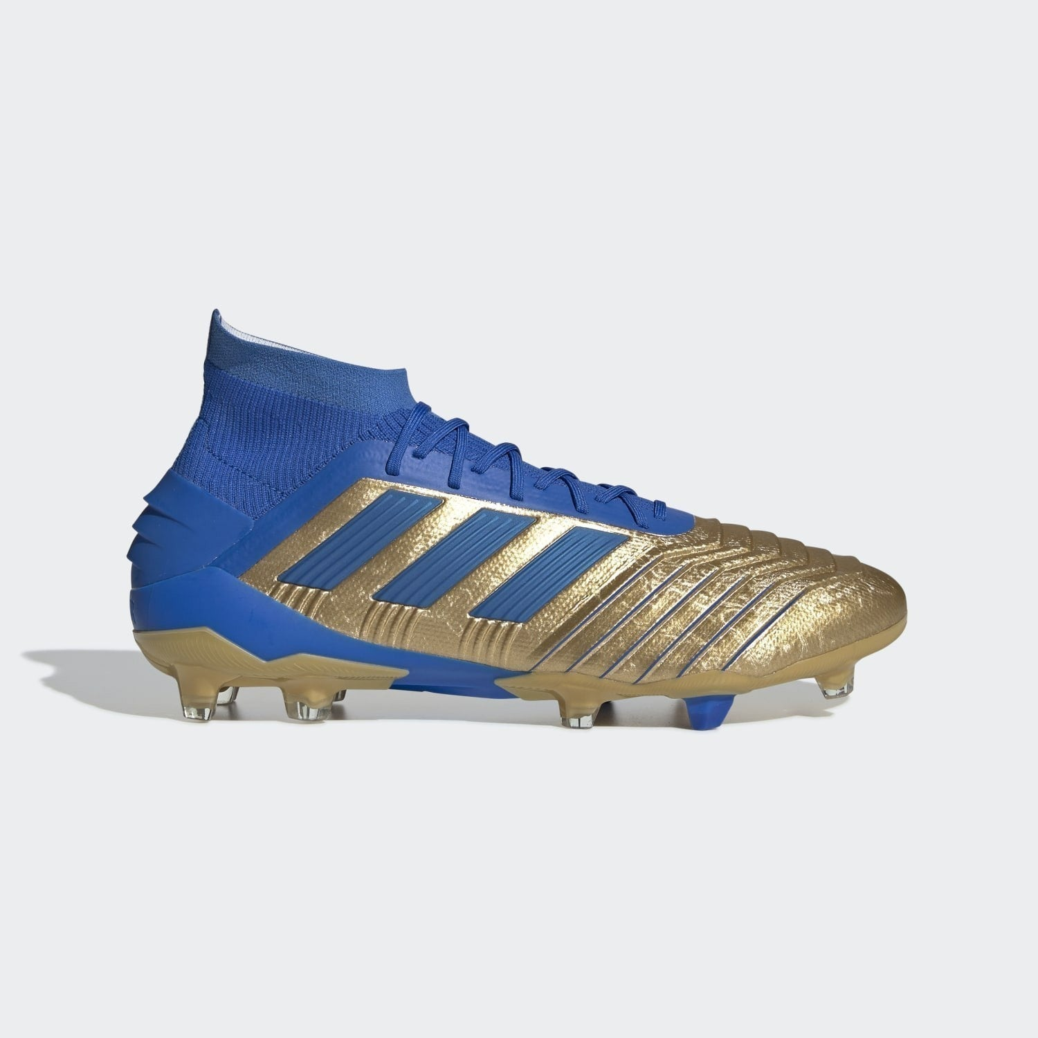Men's Predator 19.1 Firm Ground Cleats Gold